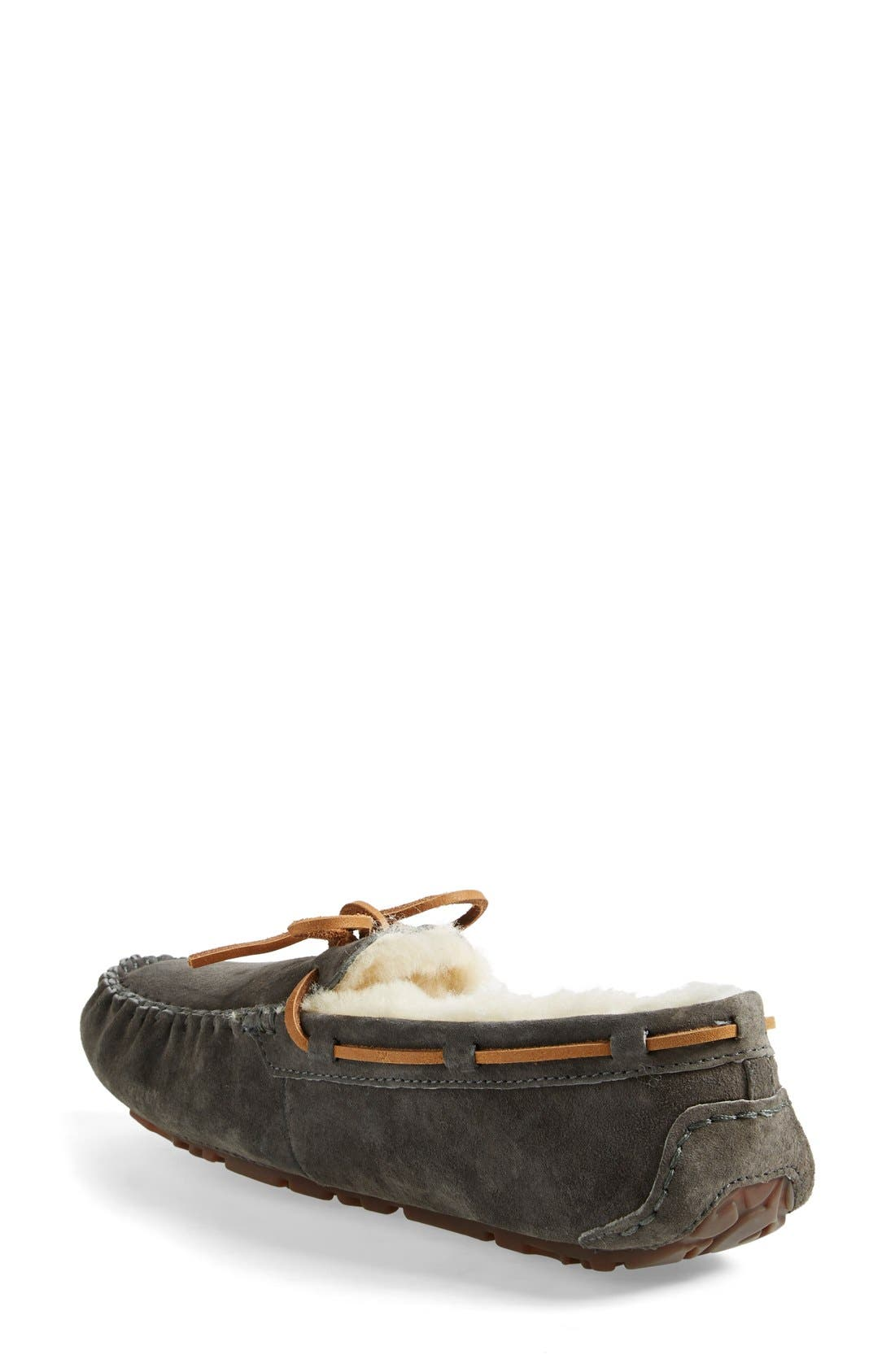 Alternate Image 2  - UGG® Dakota Slipper (Women)