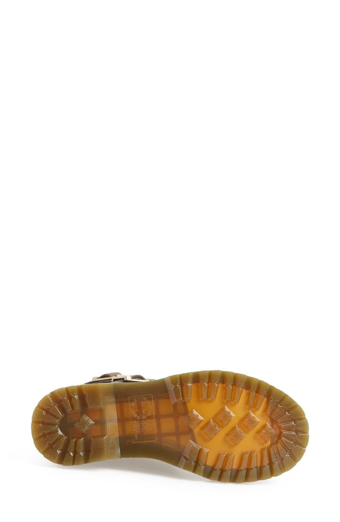 Alternate Image 3  - Dr. Martens 'Lauren' Lug Military Boot (Women)