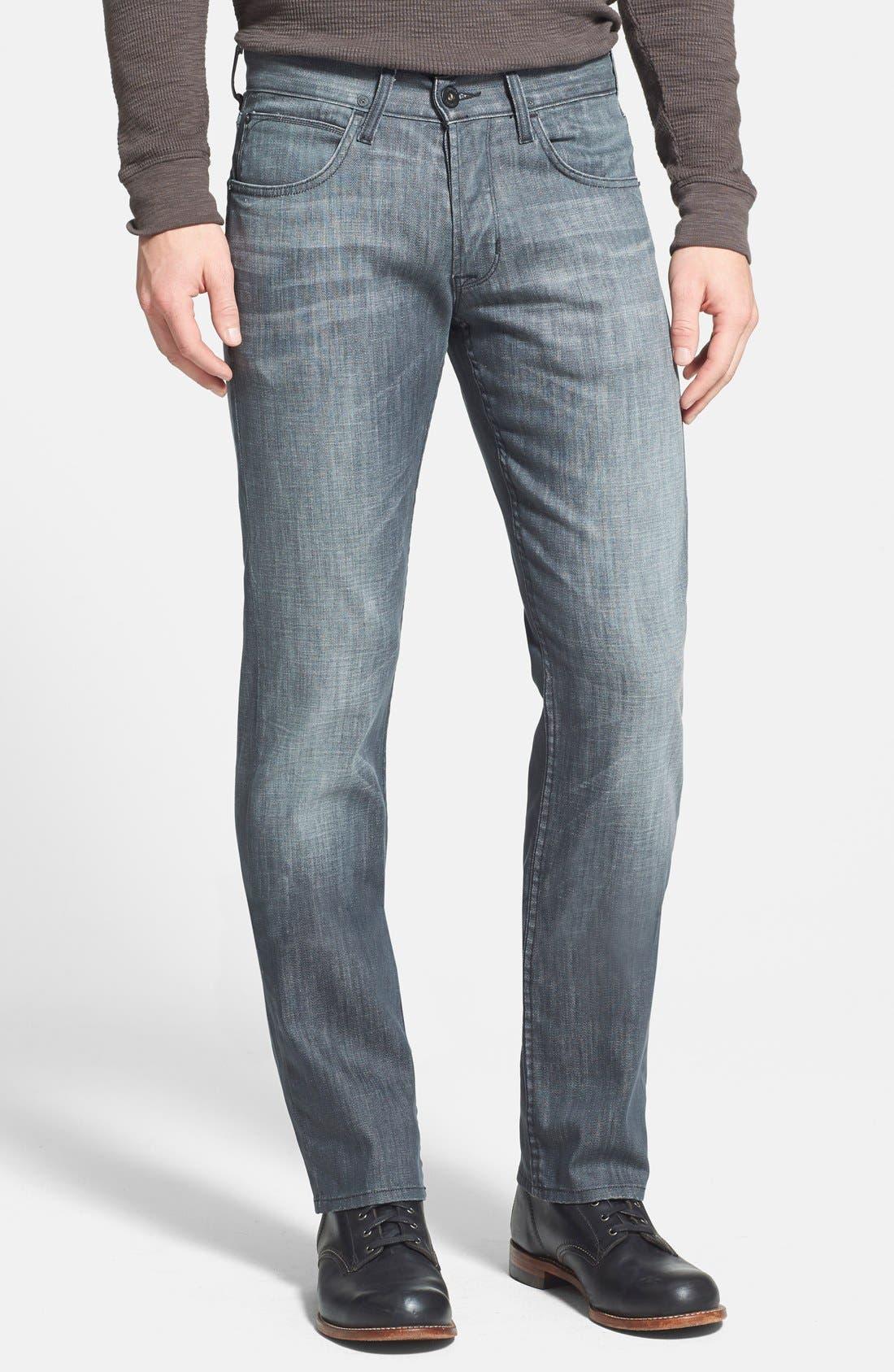 Main Image - Hudson Jeans 'Byron' Straight Leg Jeans (Virage)