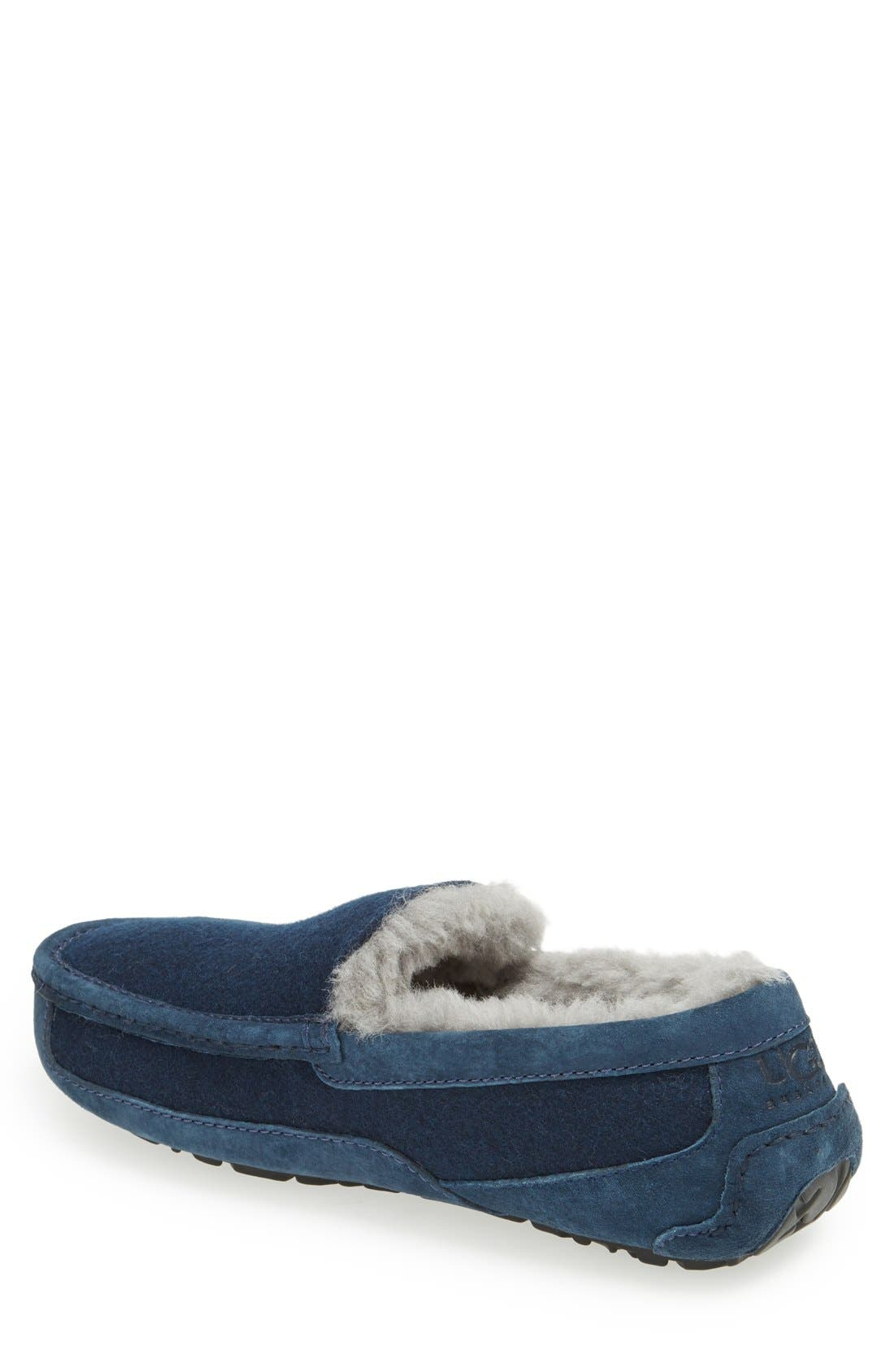 Alternate Image 2  - UGG® Australia 'Ascot' Wool Slipper