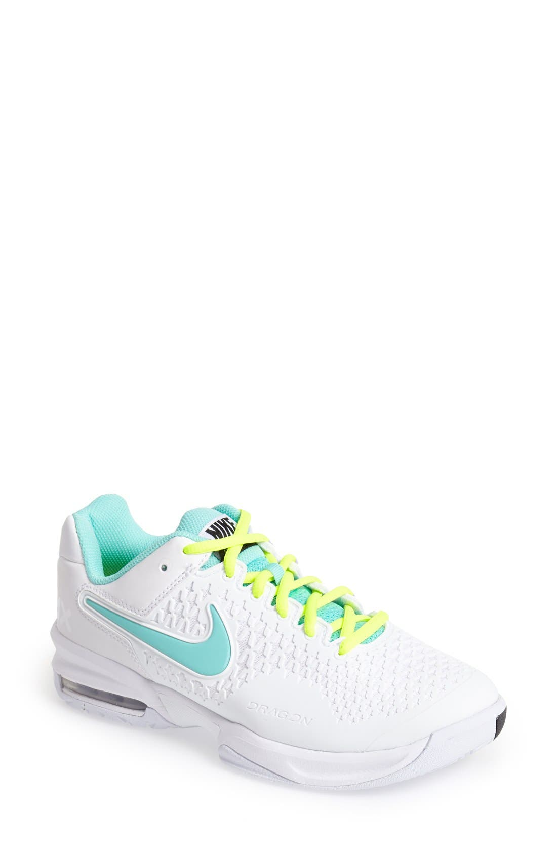 Main Image - Nike 'Air Max Cage' Tennis Shoe (Women) (Regular Retail Price: $115.00)