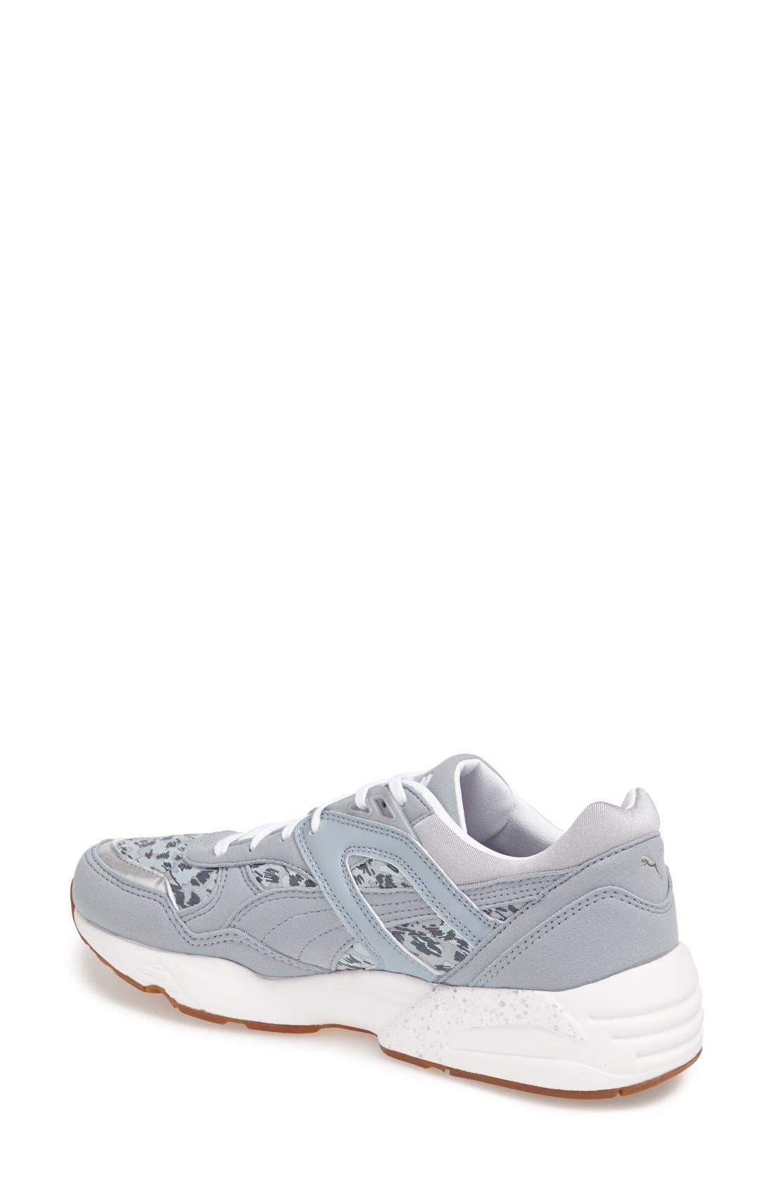 Alternate Image 2  - PUMA 'Trinomic R698' Sneaker (Women)