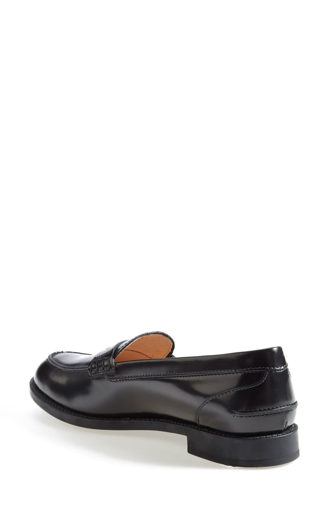 Alternate Image 2  - Tod's 'Classic' Leather Loafer (Women)