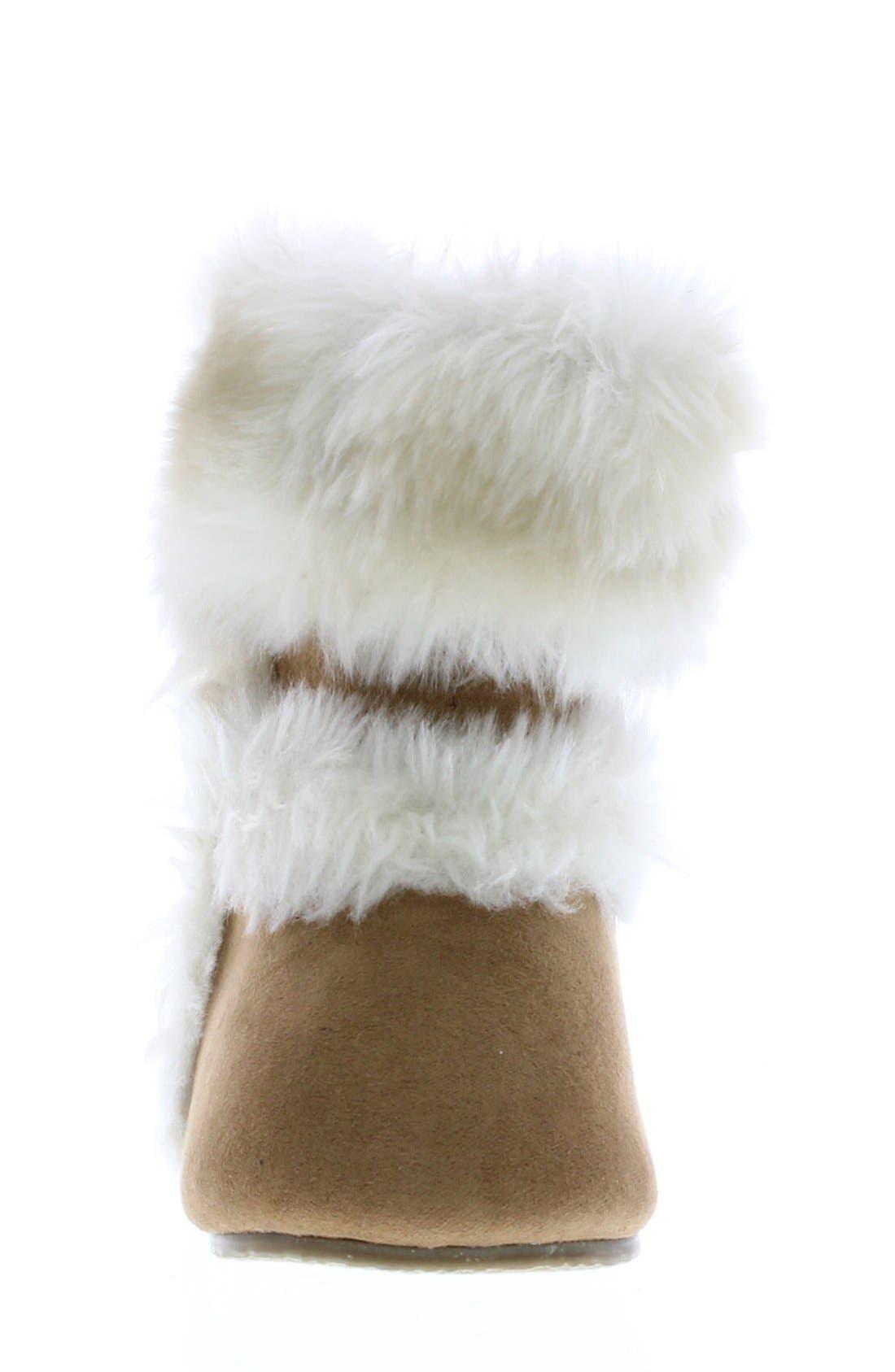 Alternate Image 3  - MICHAEL Michael Kors 'Grace' Boot (Baby)