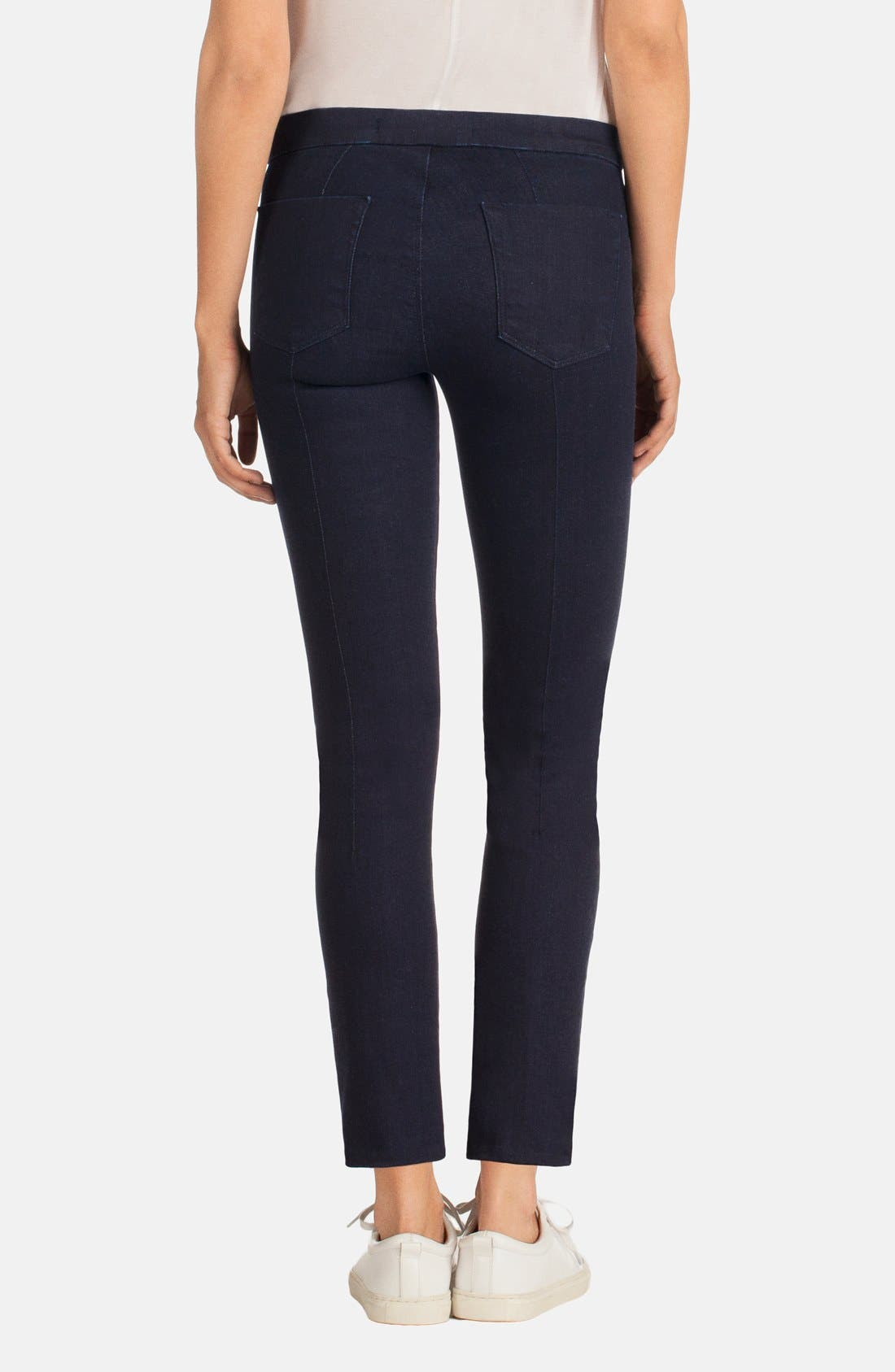 Alternate Image 2  - J Brand Tailored Crop Jeans (Inkwell)