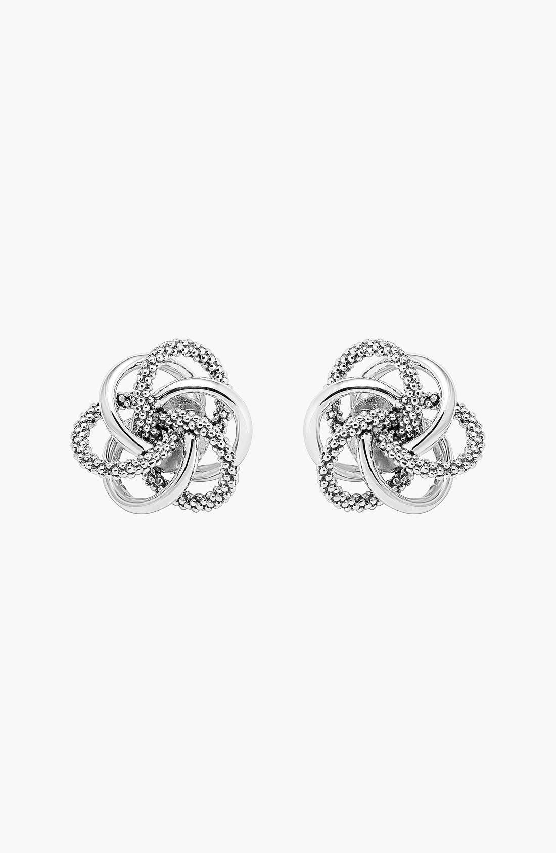 Alternate Image 2  - Lagos Caviar™ Stud Earrings (Online Only)
