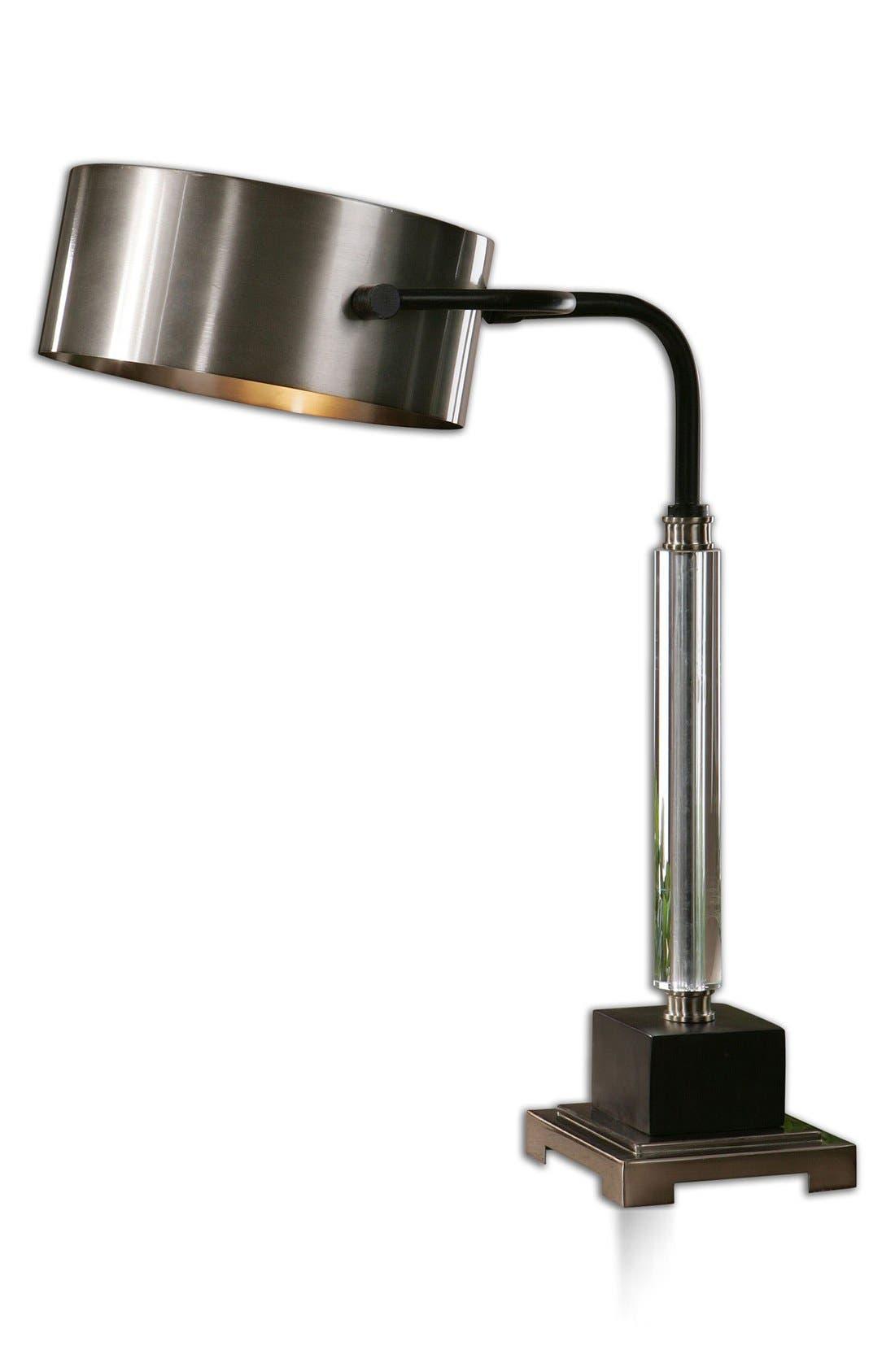 'Belding' Desk Lamp,                             Main thumbnail 1, color,                             Grey