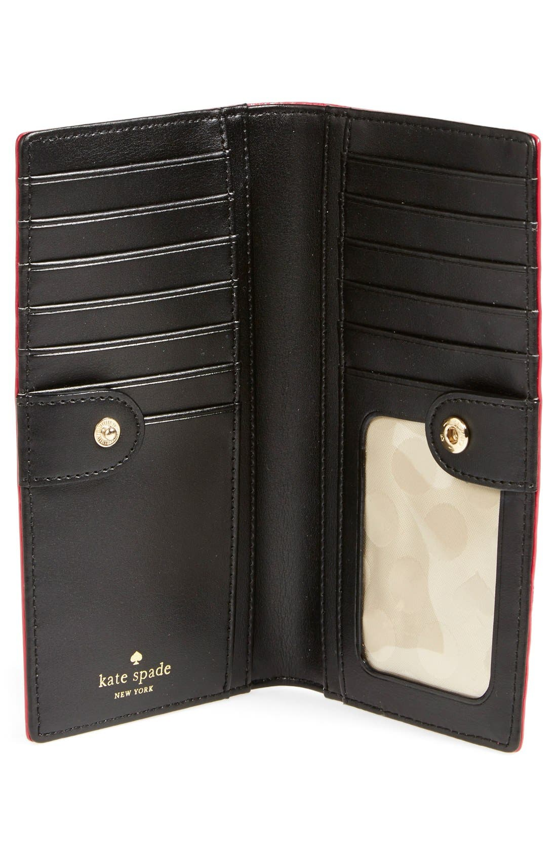 Alternate Image 3  - kate spade new york 'cedar street rose - stacy' wallet