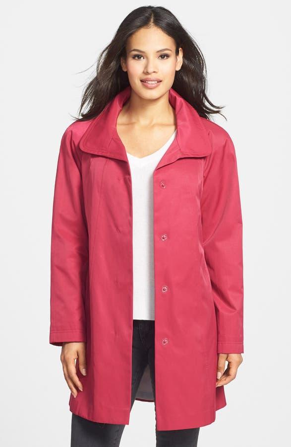 Gallery A-Line Swing Coat (Regular & Petite)   Nordstrom