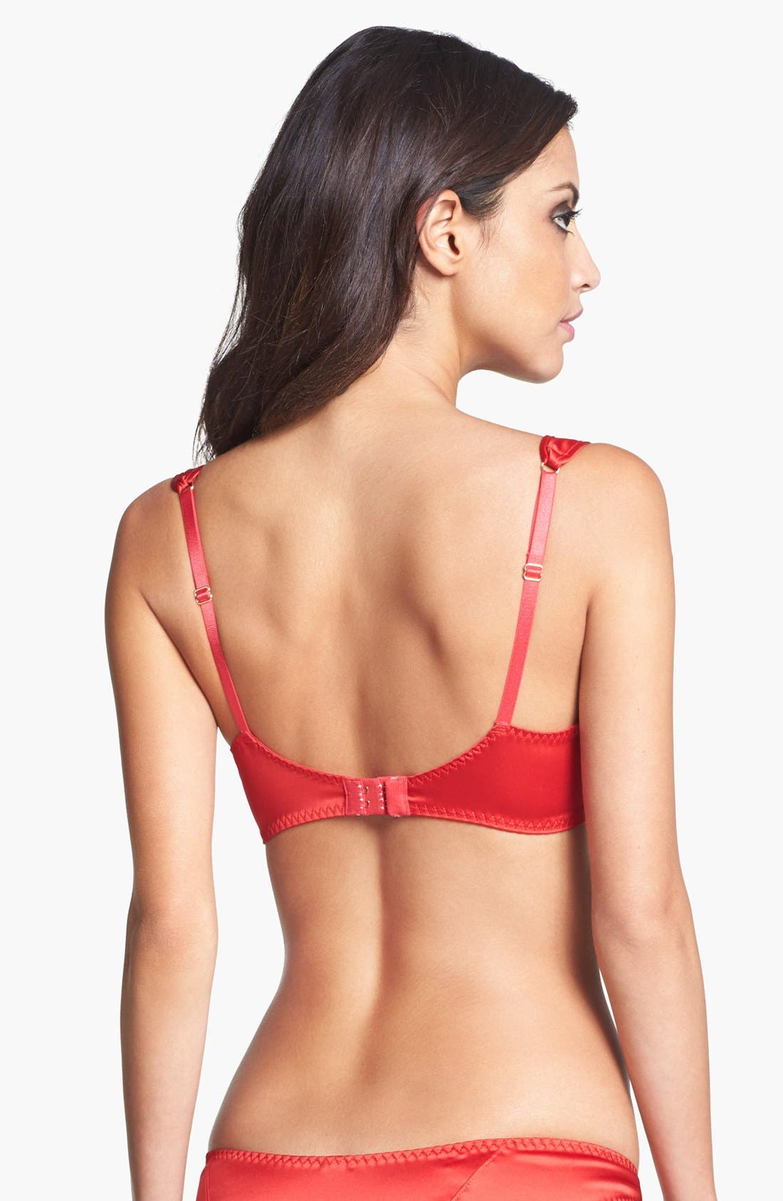 Alternate Image 2  - L'Agent by Agent Provocateur 'Danita' Padded Underwire Demi Bra