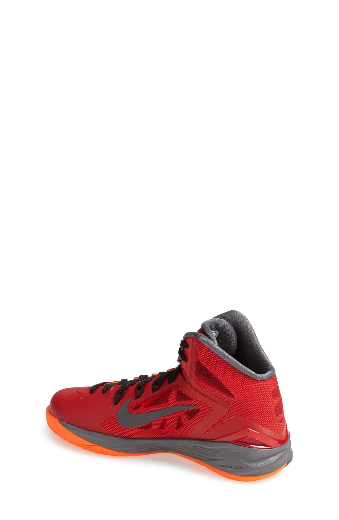 Alternate Image 2  - Nike 'Hyperdunk 2014' Basketball Shoe (Big Kids)