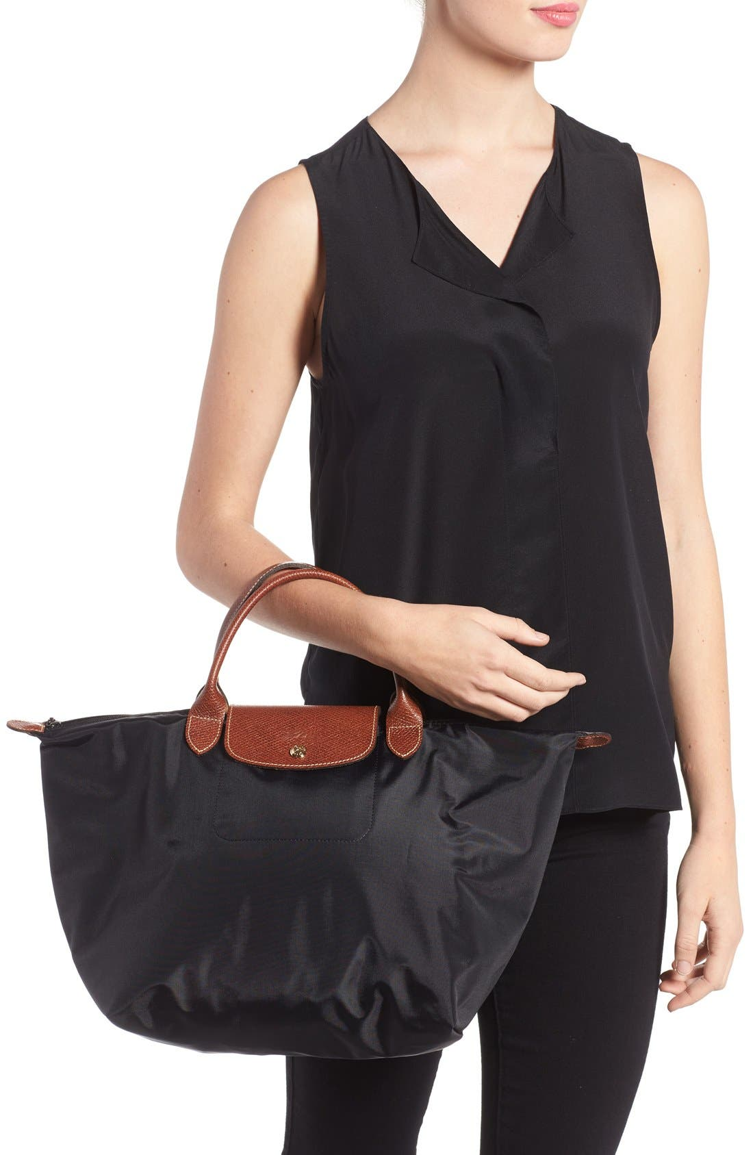Alternate Image 2  - Longchamp 'Medium Le Pliage' Tote