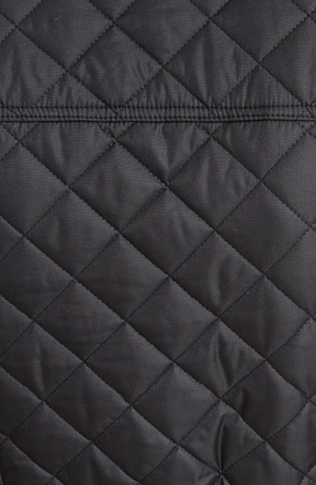 Alternate Image 3  - Burberry Haddingfield Quilted Field Jacket