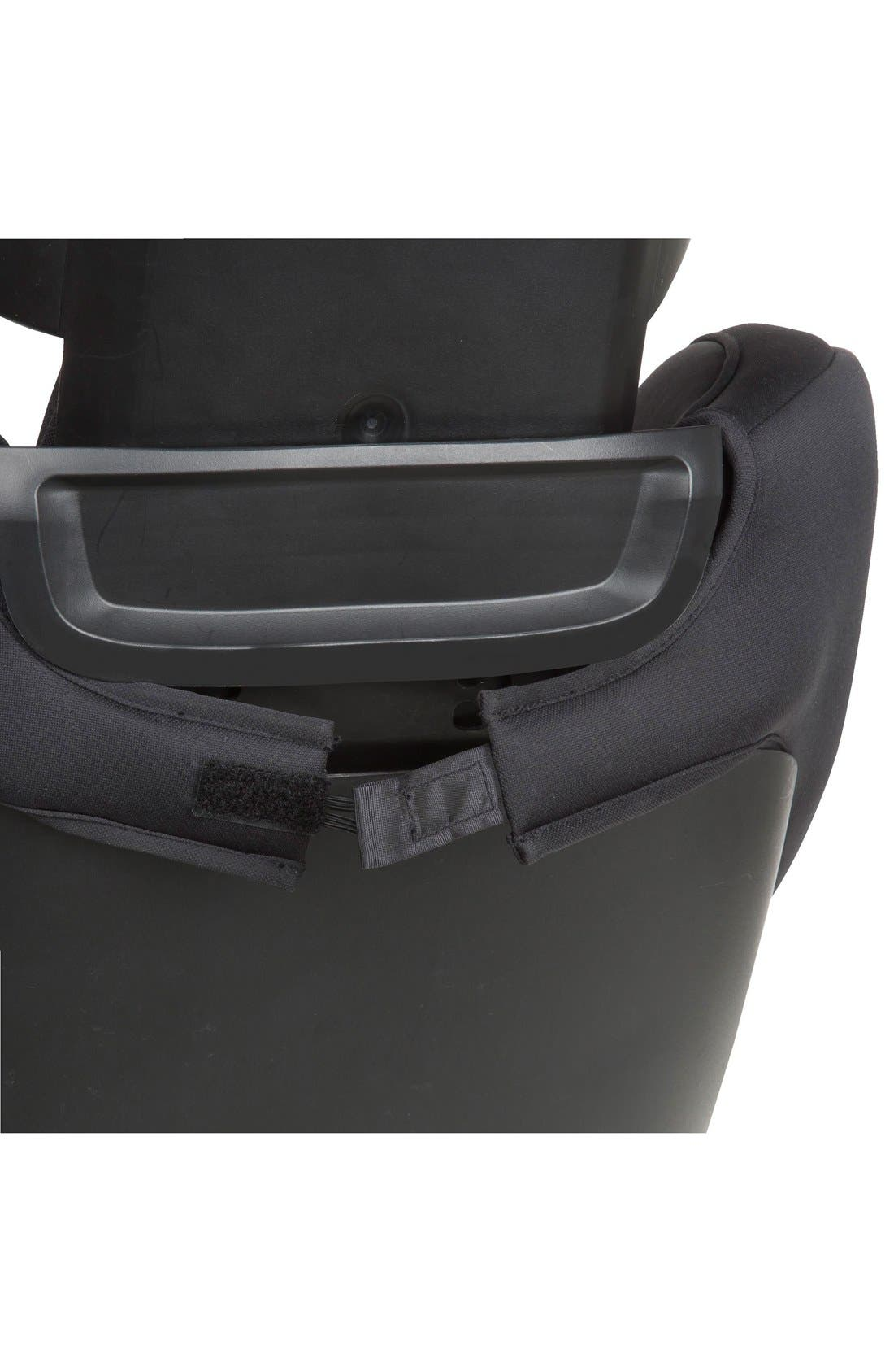 RodiFix Booster Car Seat,                             Alternate thumbnail 6, color,                             Black