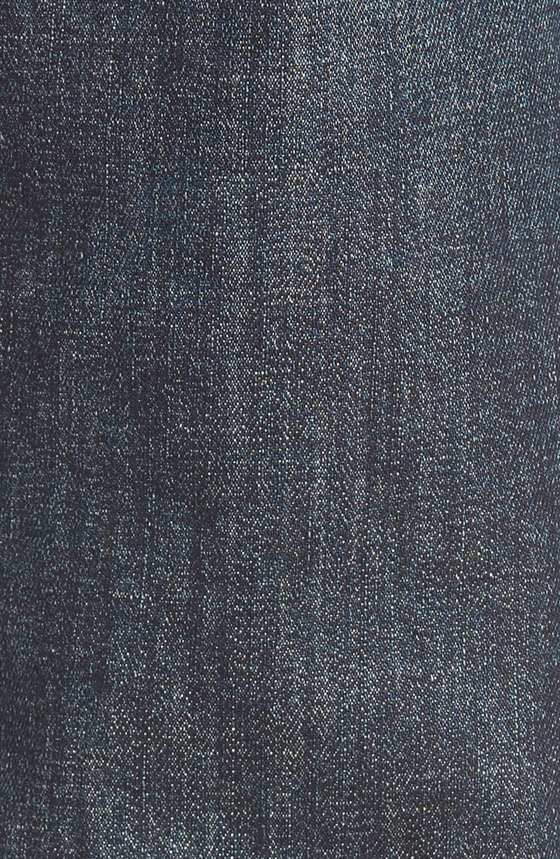 Alternate Image 5  - FRAME L'Homme Slim Fit Jeans (Fort Davis)