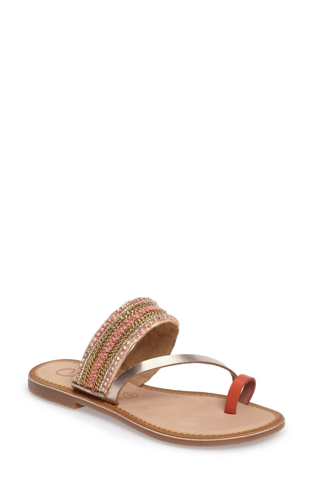 Alternate Image 1 Selected - Callisto Karii Sandal (Women)