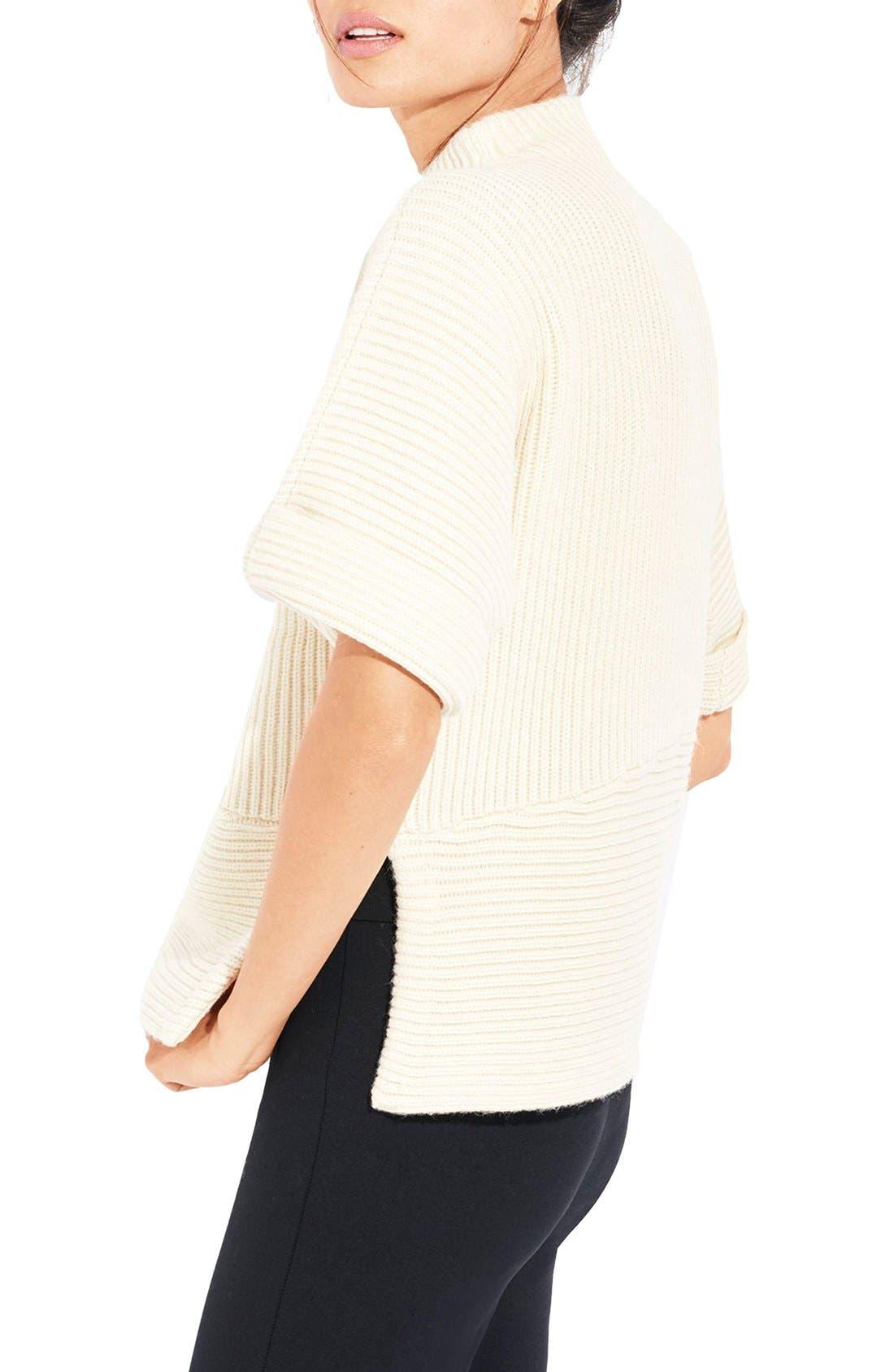 Alternate Image 3  - AYR The Fika Merino & Alpaca Rib Sweater