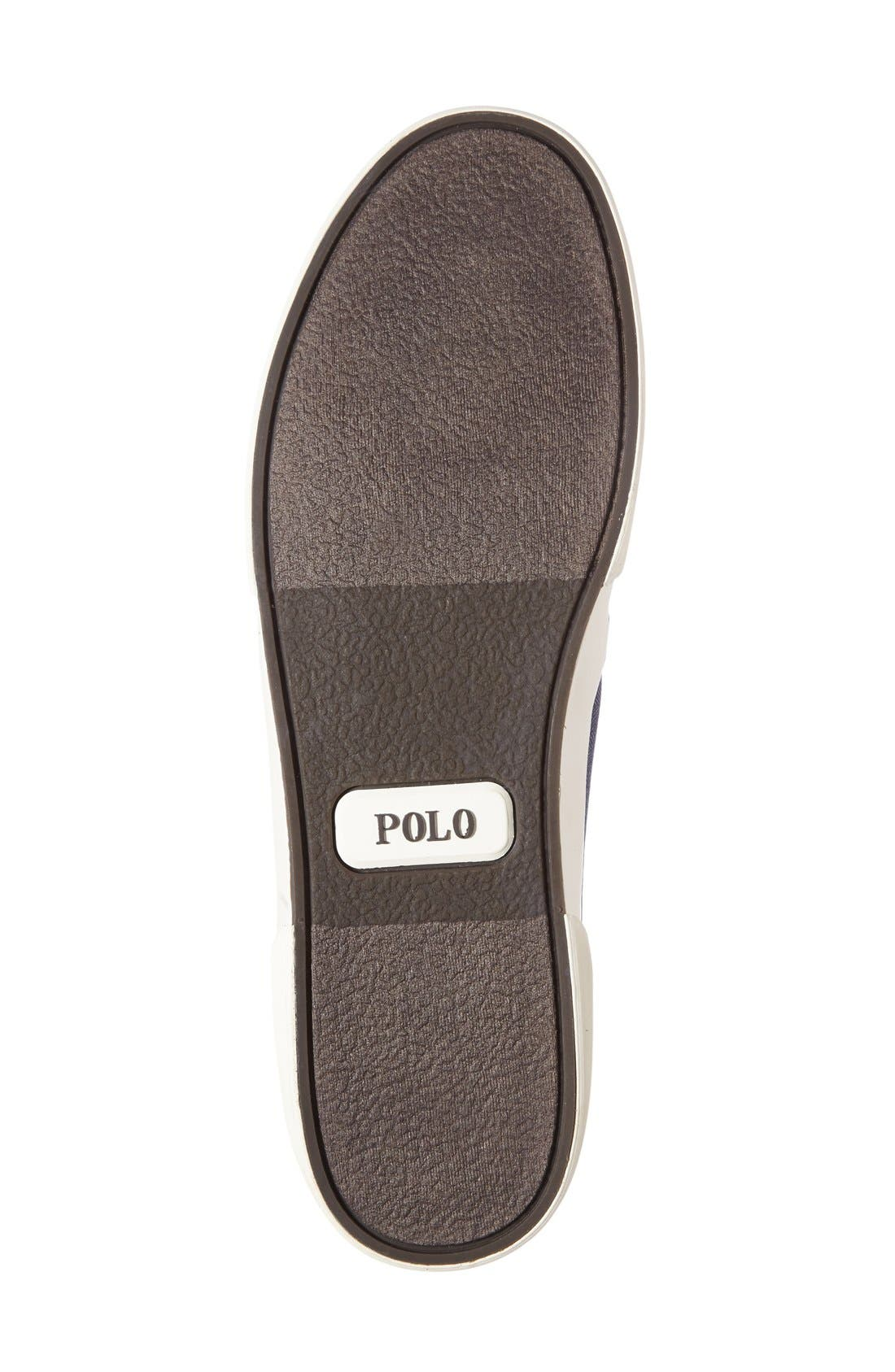 Alternate Image 4  - Polo Ralph Lauren 'Faxon Low' Sneaker (Men)