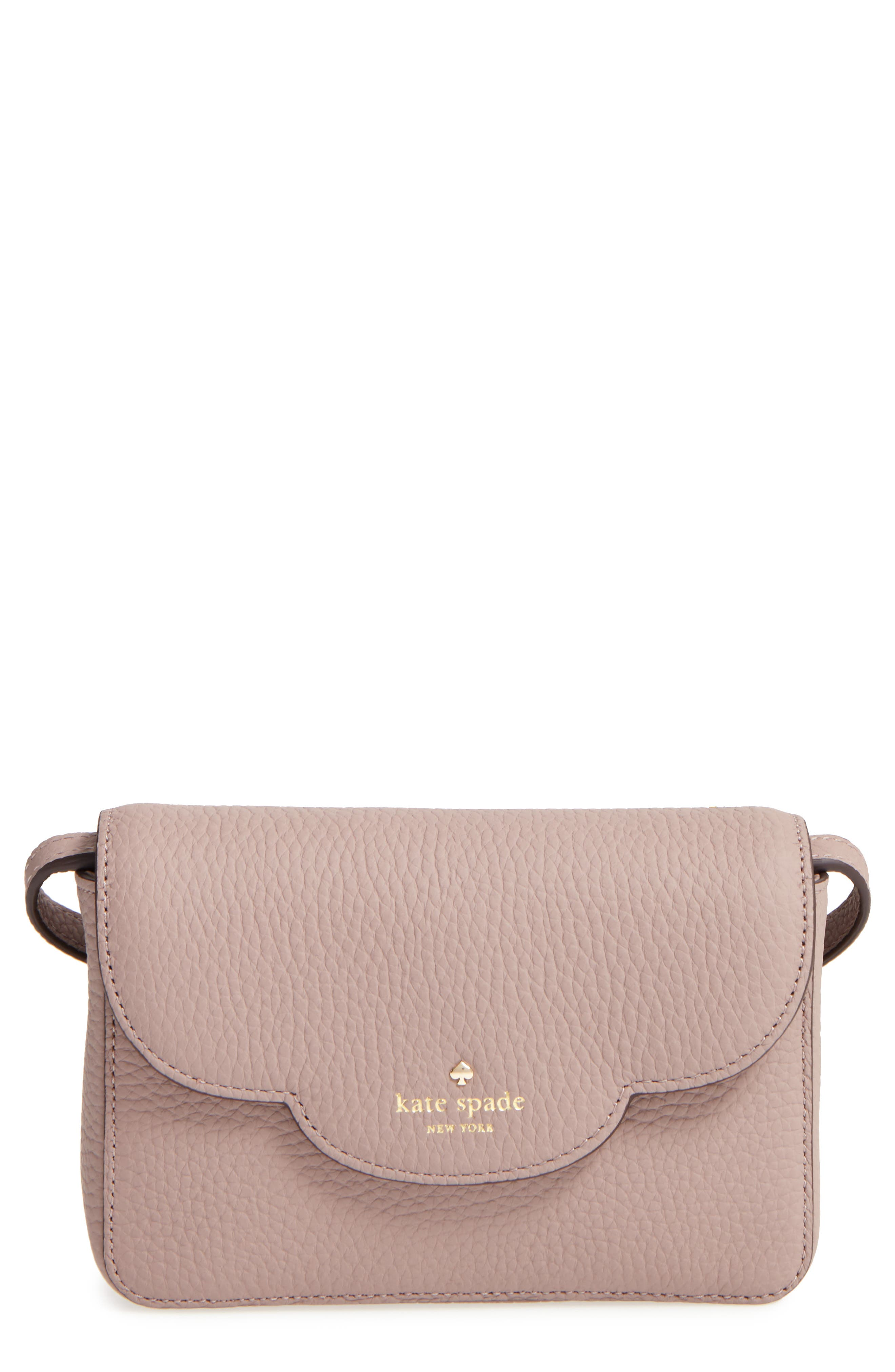 Main Image - kate spade new york leewood place joley leather crossbody bag
