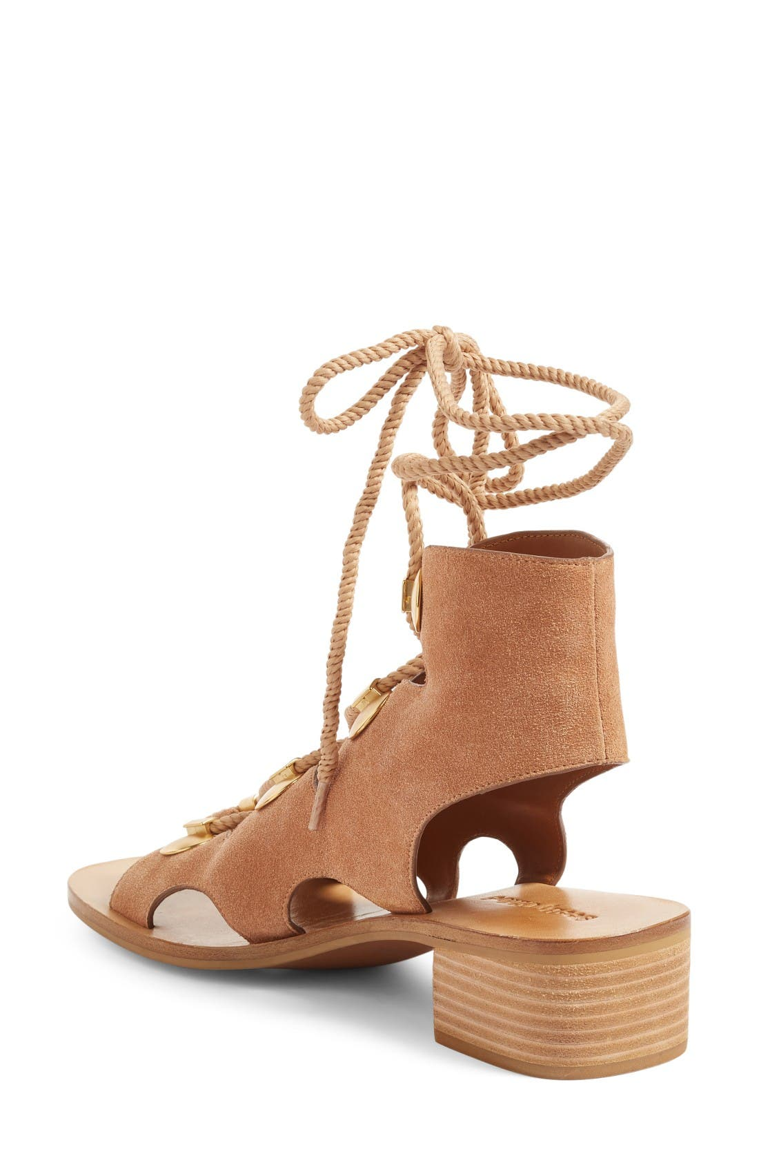 Alternate Image 2  - See by Chloe Edna Gladiator Sandal (Women)