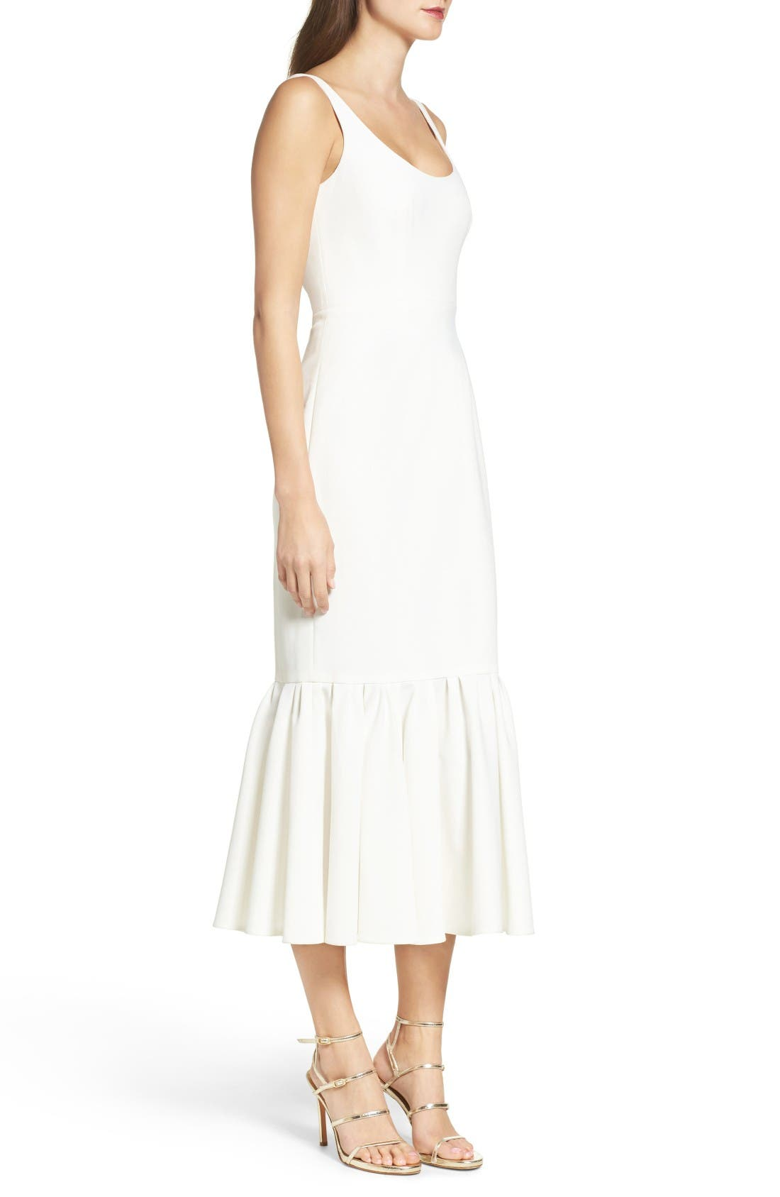 Alternate Image 3  - Jill Jill Stuart Body-Con Midi Dress