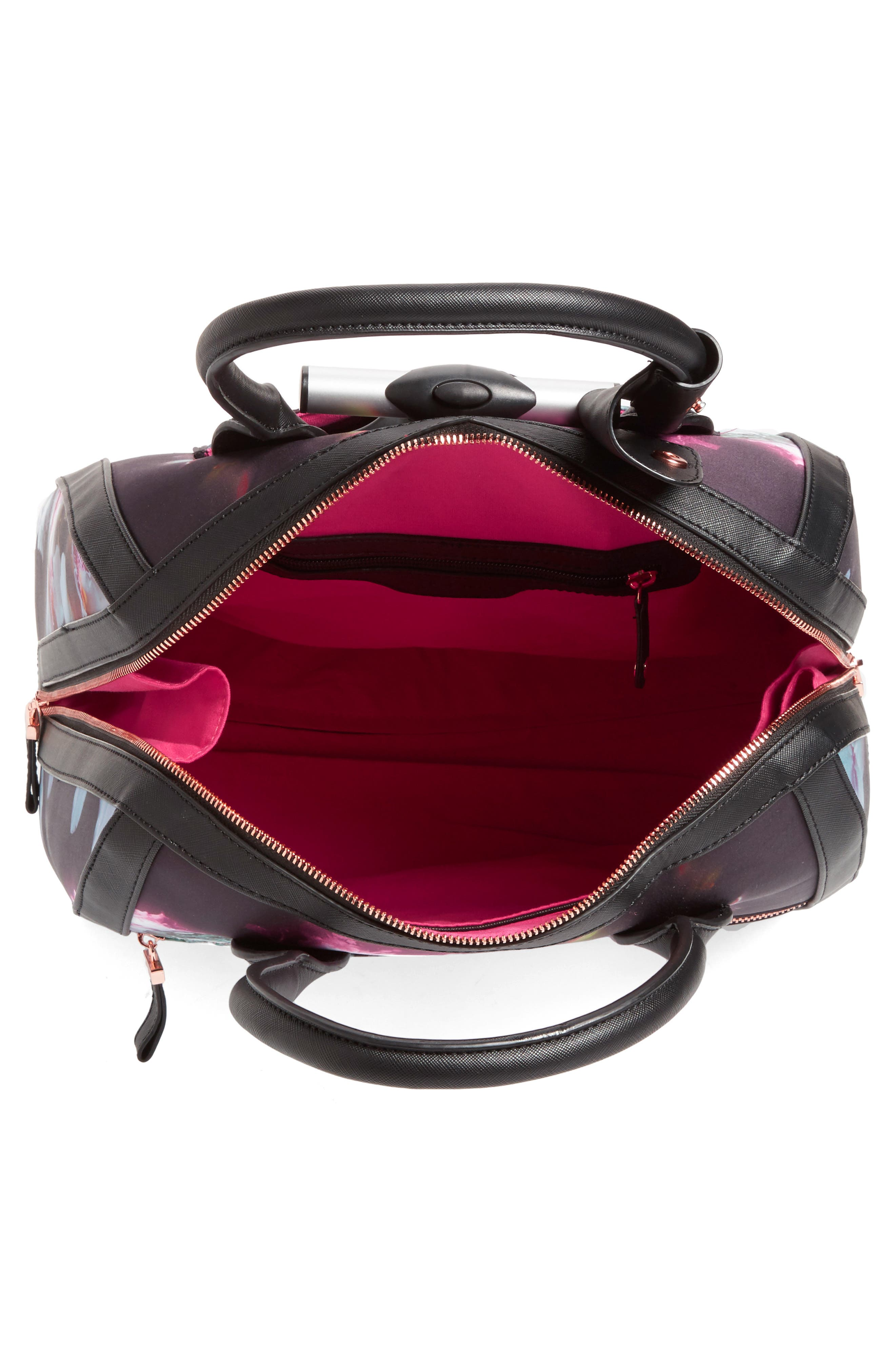 Alternate Image 3  - Ted Baker London Kelita Posie Travel Bag