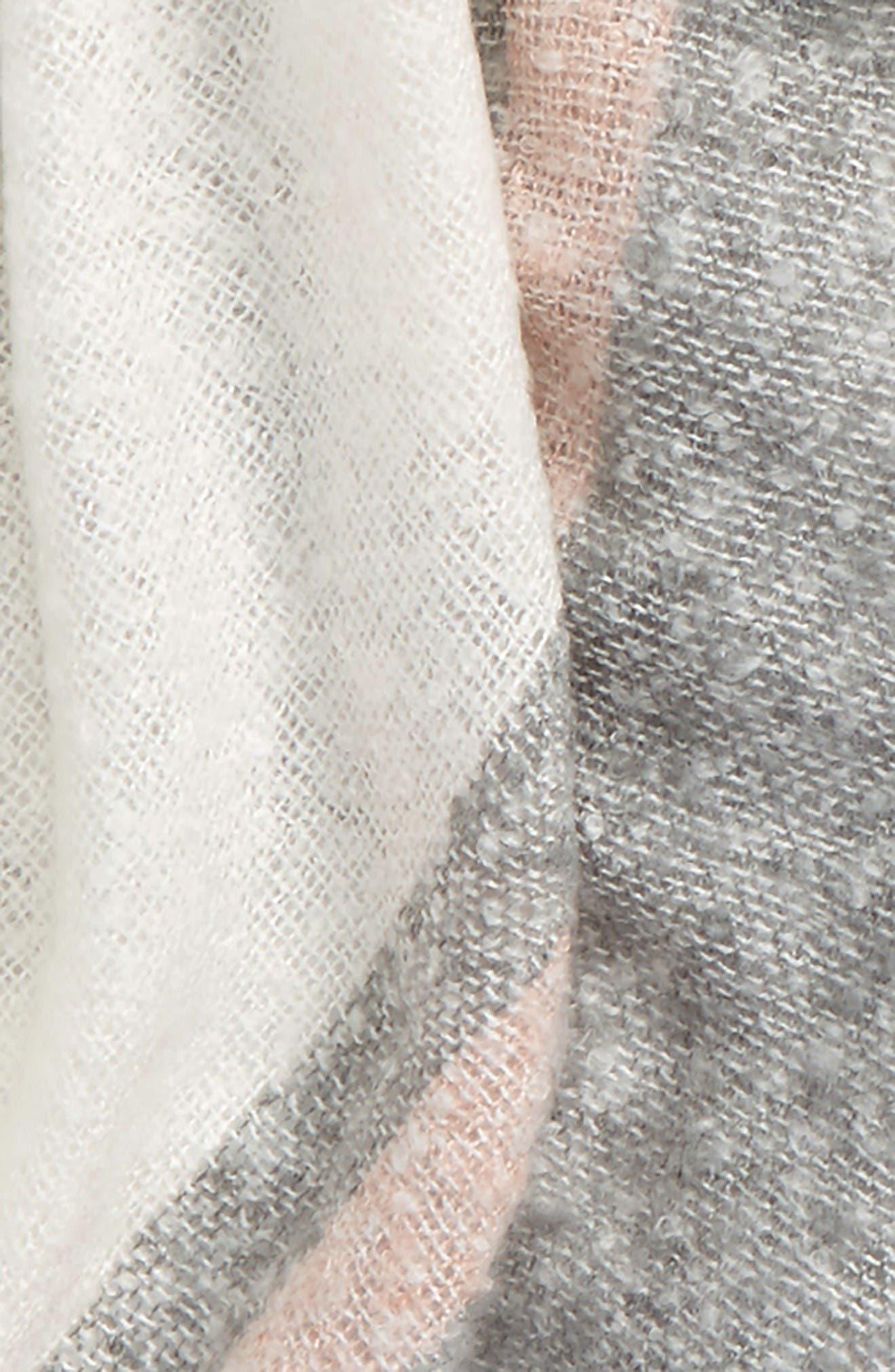 Alternate Image 3  - BP. Center Stripe Scarf