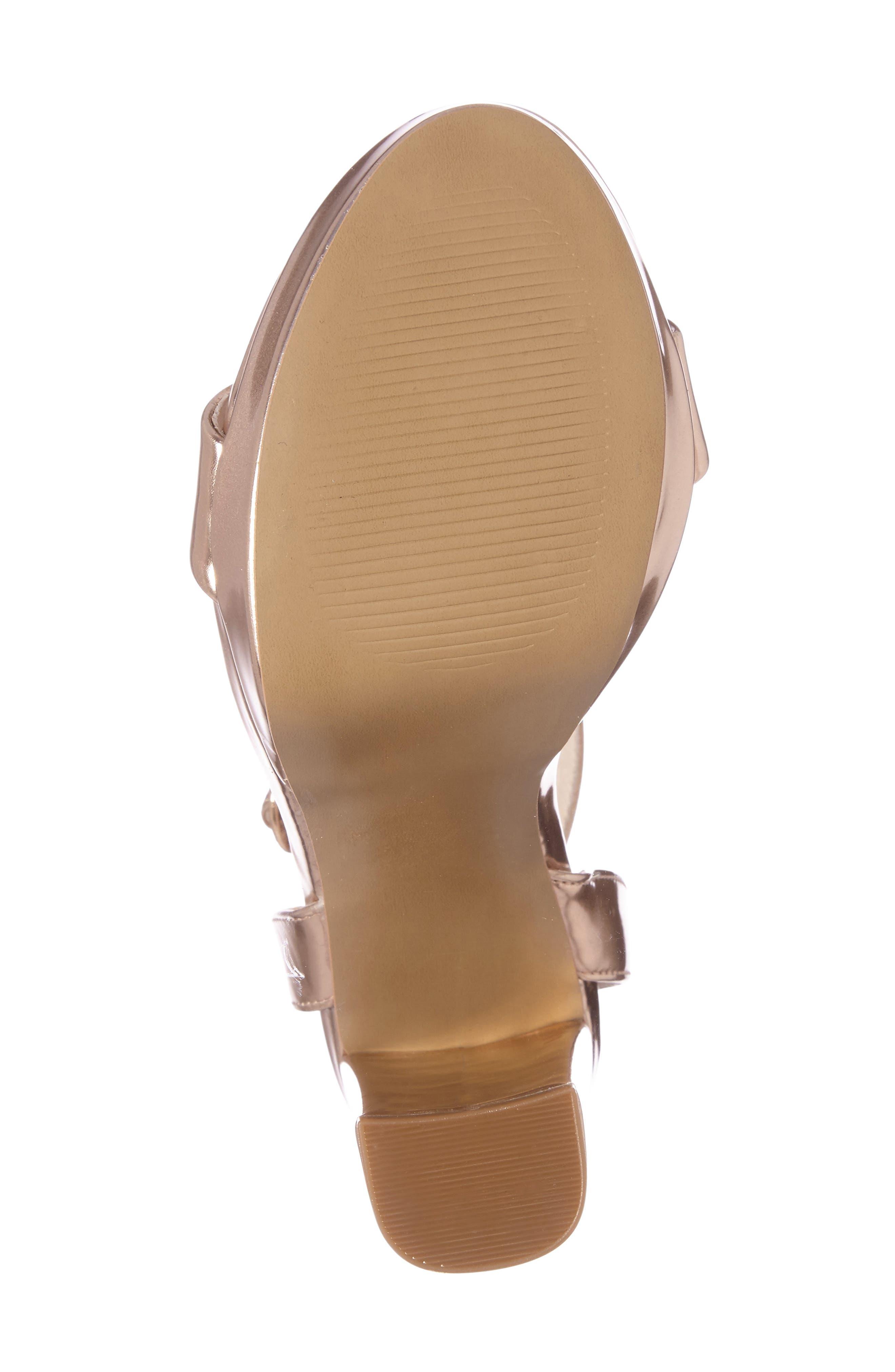 Alternate Image 4  - Steve Madden Addon Strappy Sandal (Women)