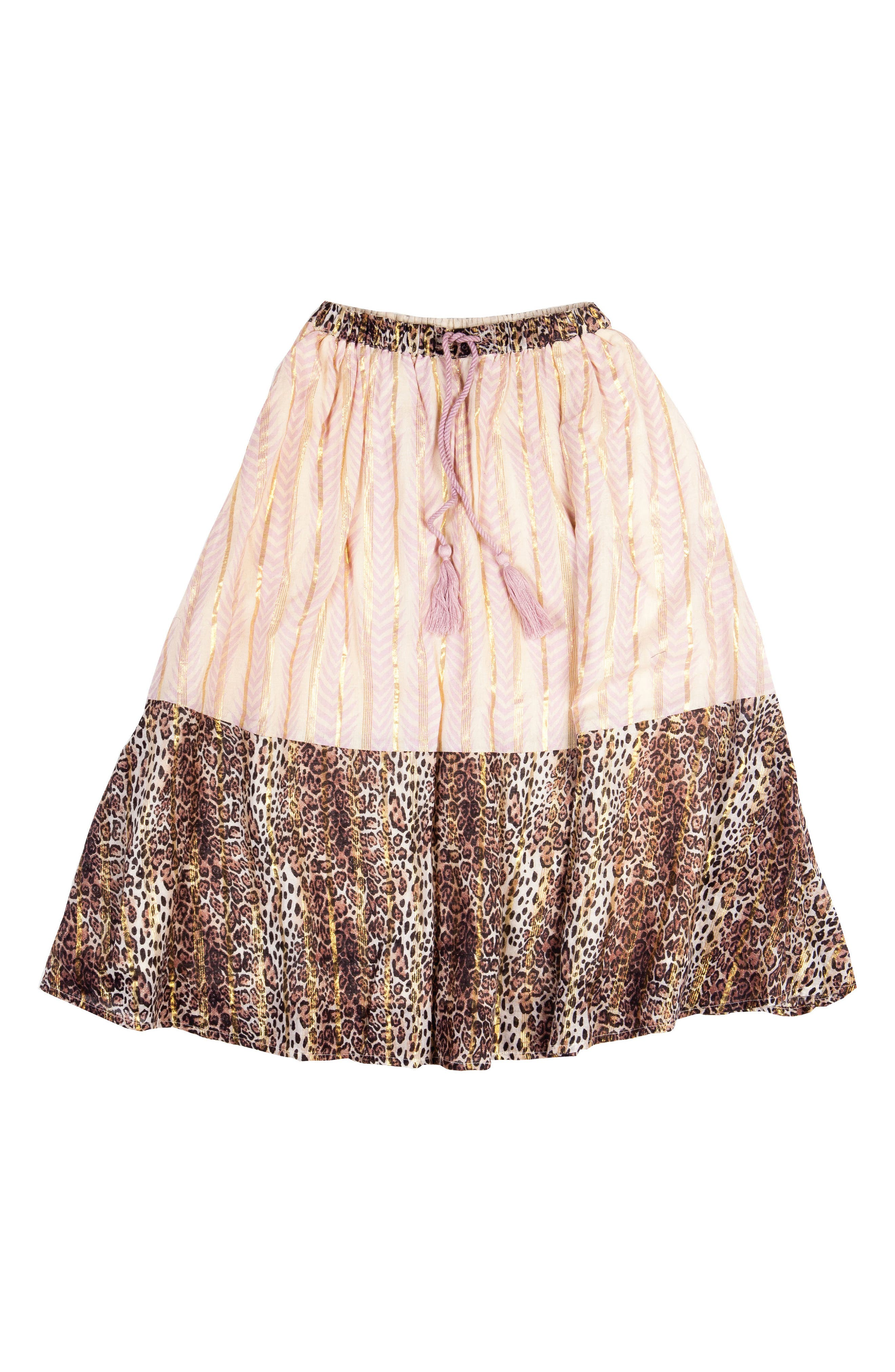 BOWIE X JAMES Print Skirt (Toddler Girls, Little Girls & Big Girls)