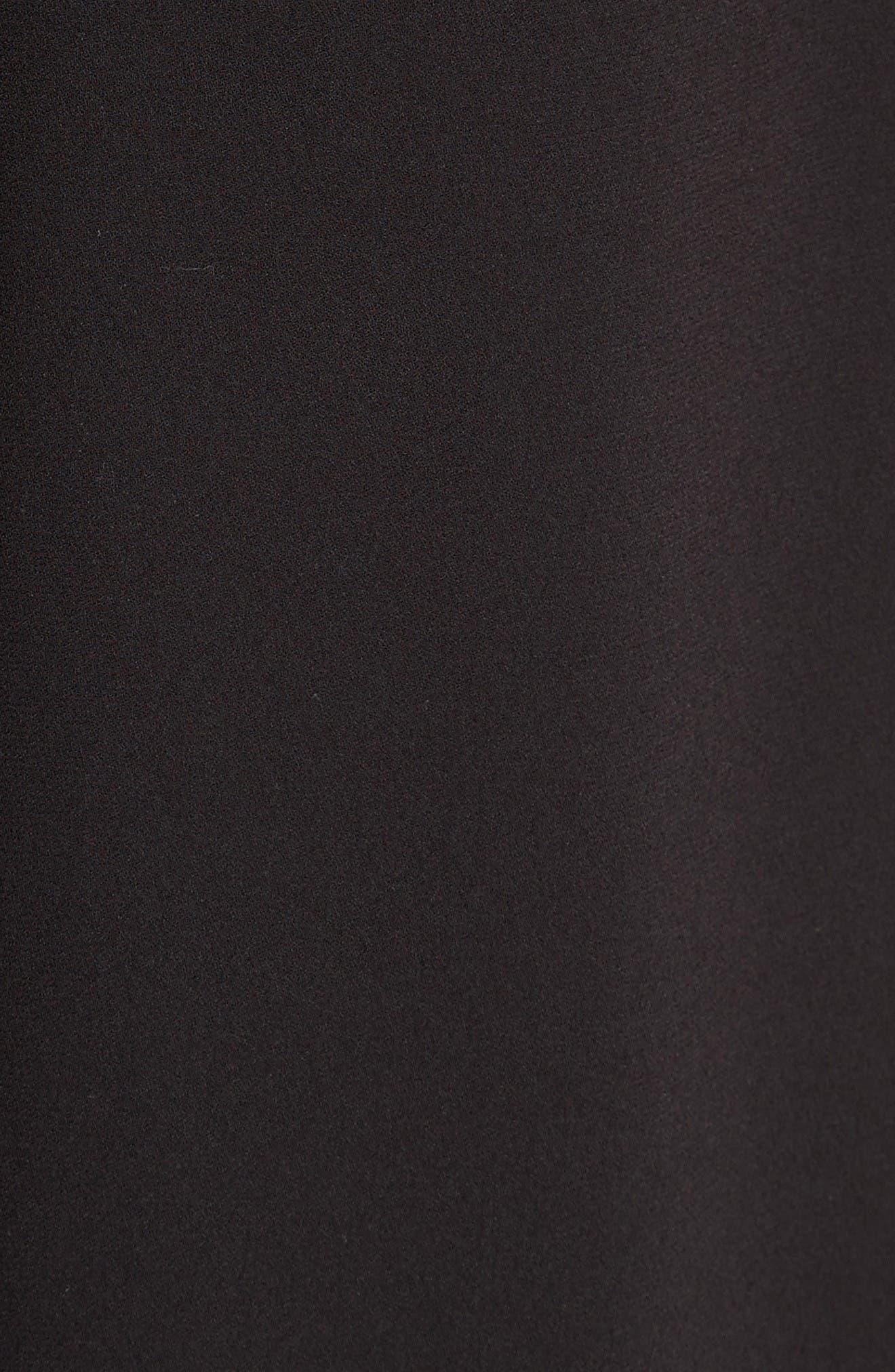 Alternate Image 5  - Theory Tadayon B Elevate Crepe Midi Dress