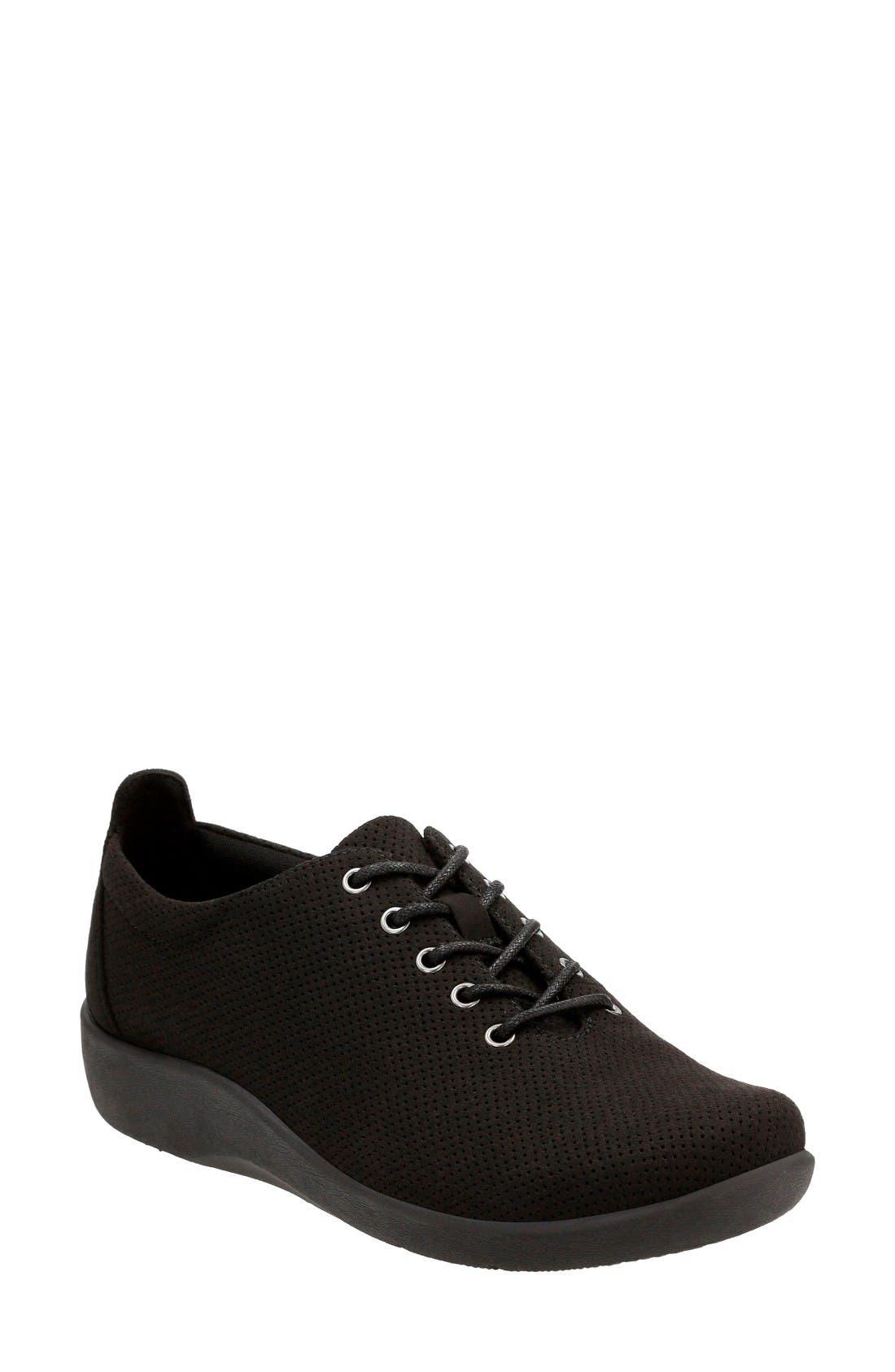 Main Image - Clarks® 'Sillian - Tino' Sneaker ...