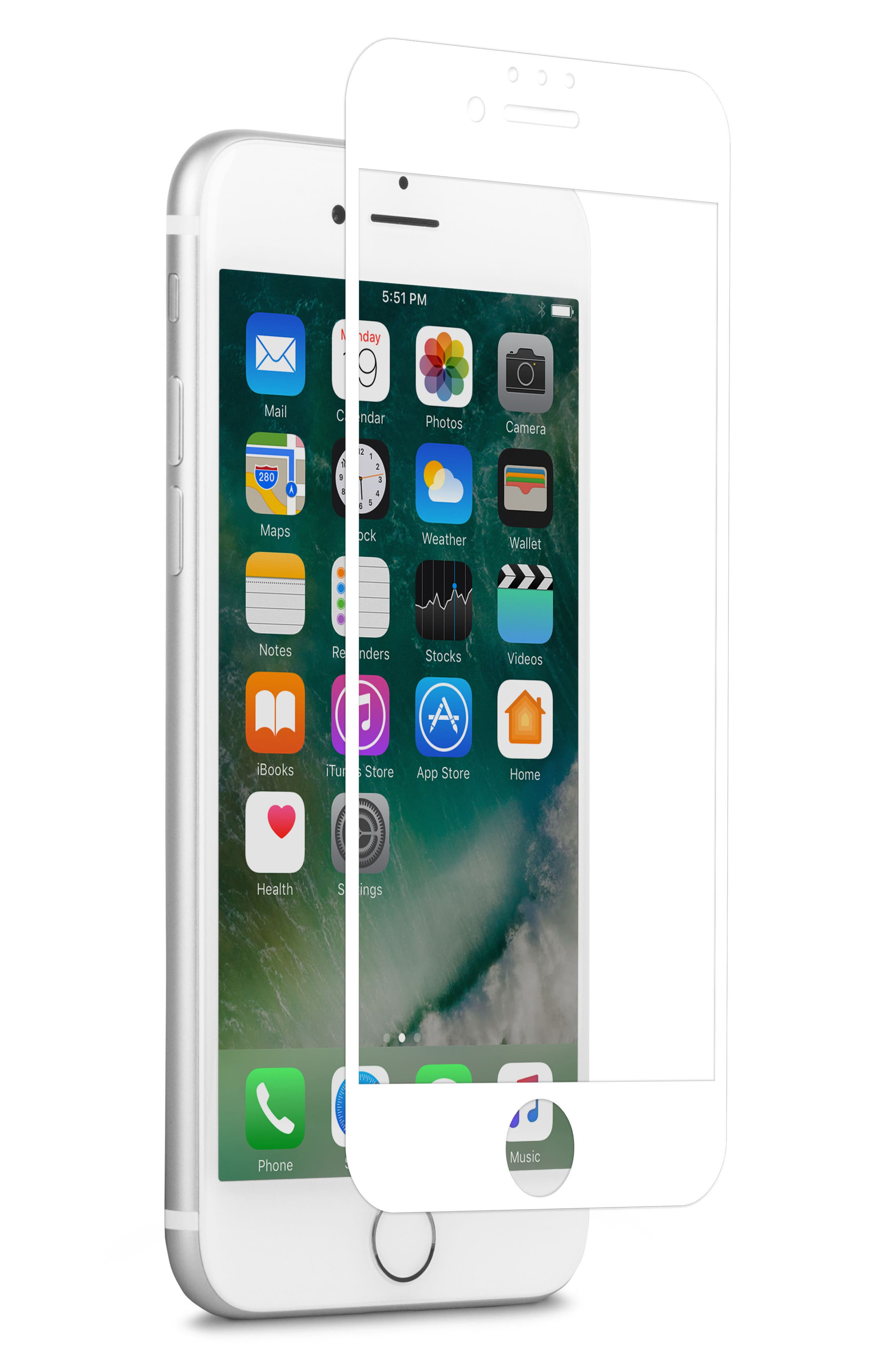 Moshi iPhone 7 Glass Screen Protector