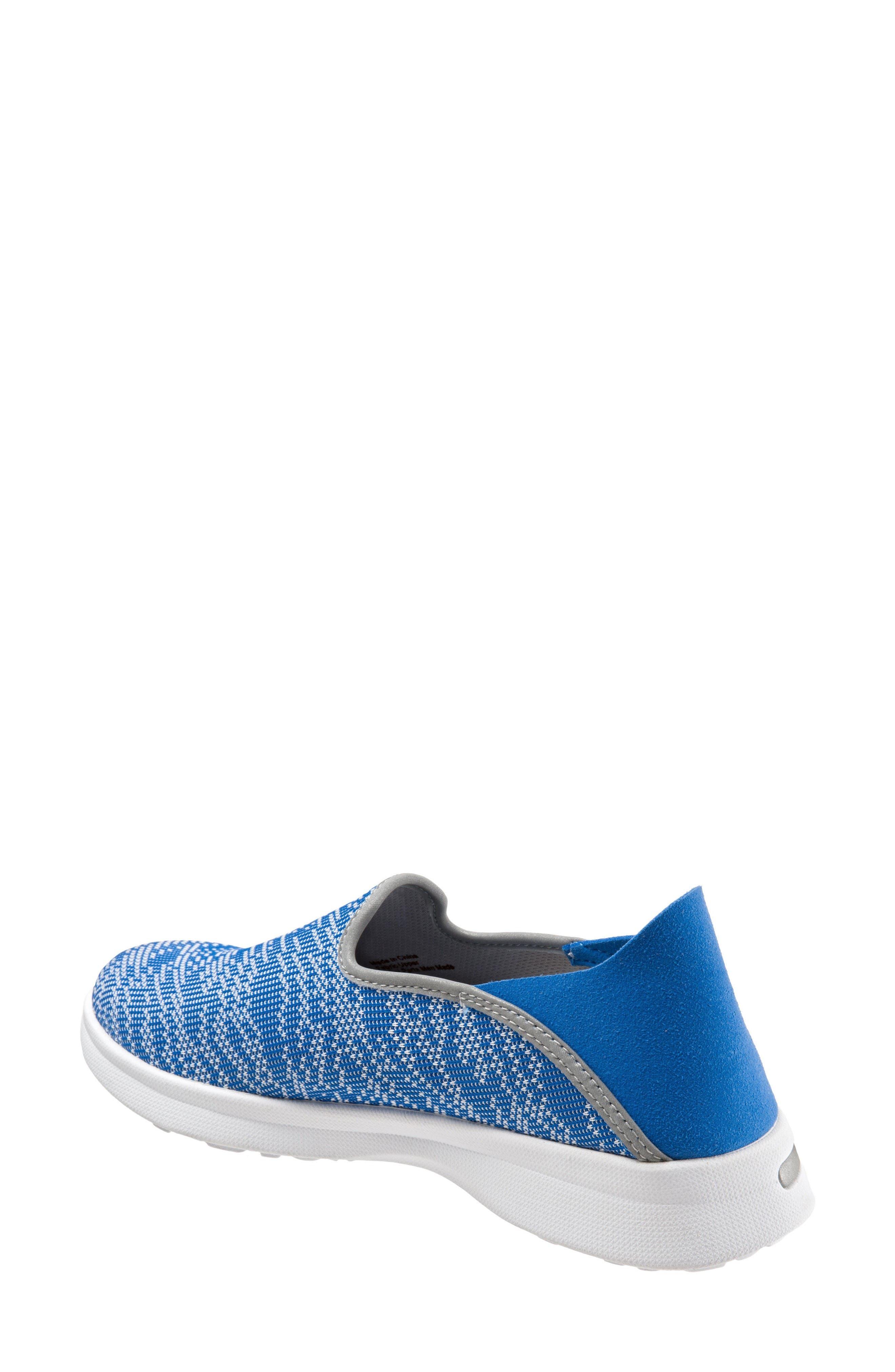 Alternate Image 2  - SoftWalk® Convertible Slip-On Sneaker (Women)