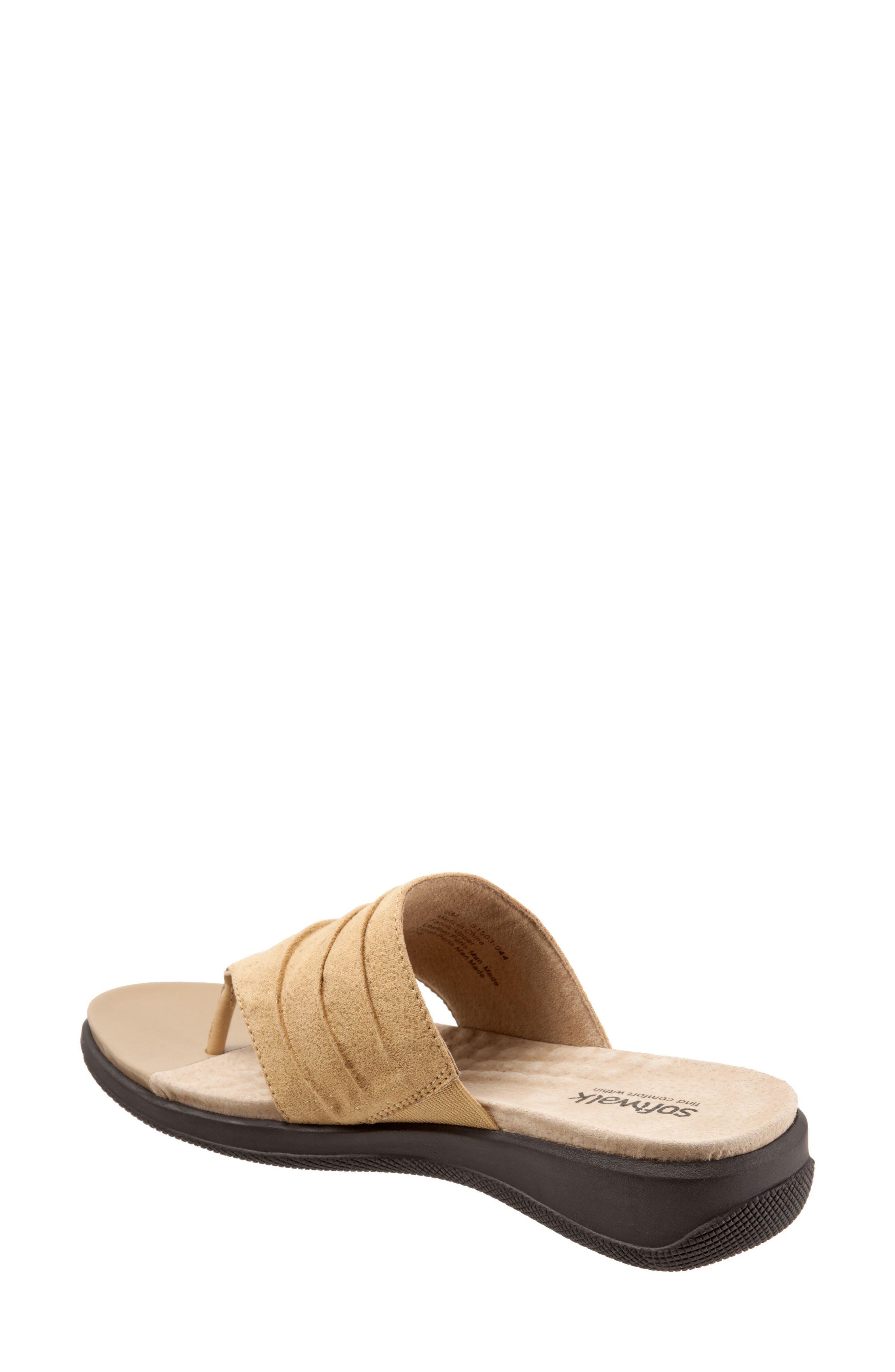 Alternate Image 2  - SoftWalk® 'Toma' Thong Sandal (Women)