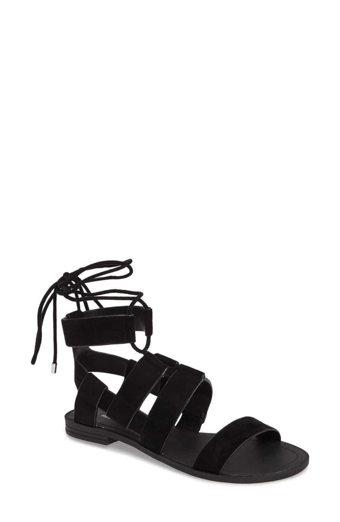 Main Image - Rebecca Minkoff Giada Strappy Sandal (Women)