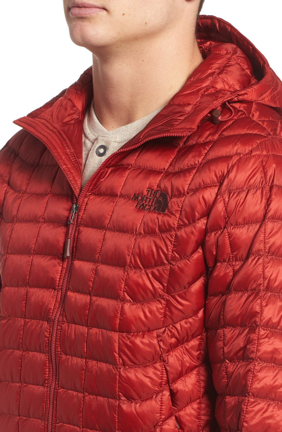 Alternate Image 4  - The North Face 'ThermoBall™' PrimaLoft® Hoodie Jacket