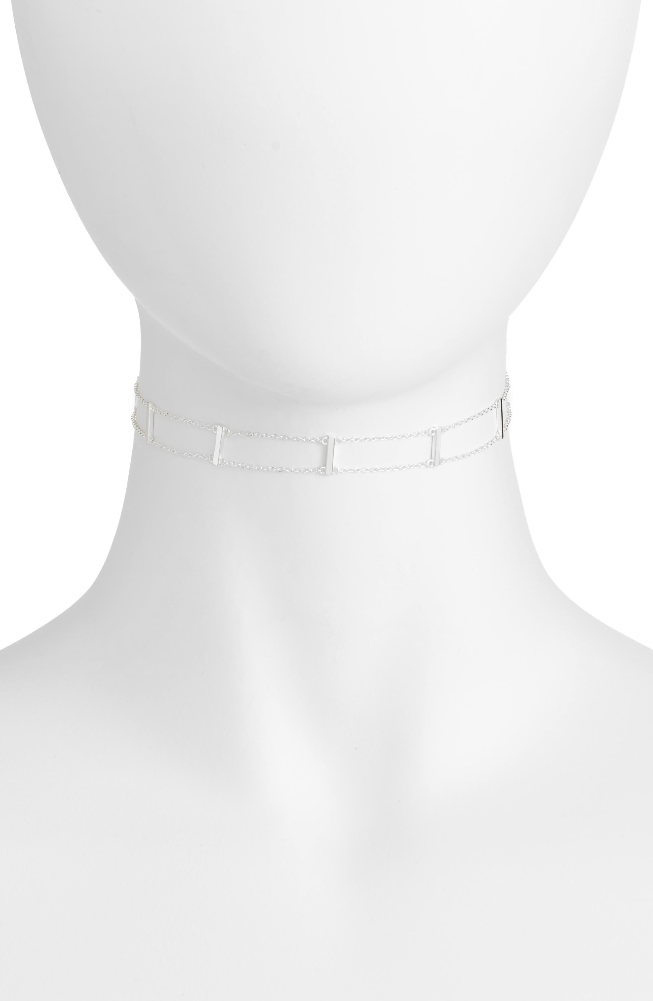 Alternate Image 1 Selected - Argento Vivo Chain Choker