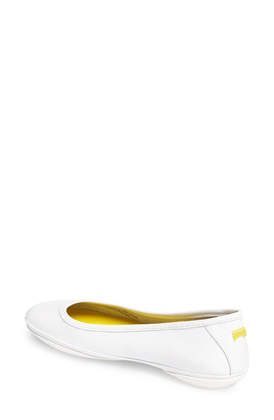 Alternate Image 2  - Camper Right Nina Ballet Flat (Women)