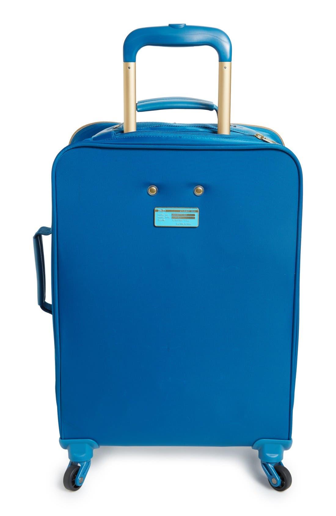 Alternate Image 2  - Flight 001 Avionette 19-Inch Rolling Carry-On Suitcase