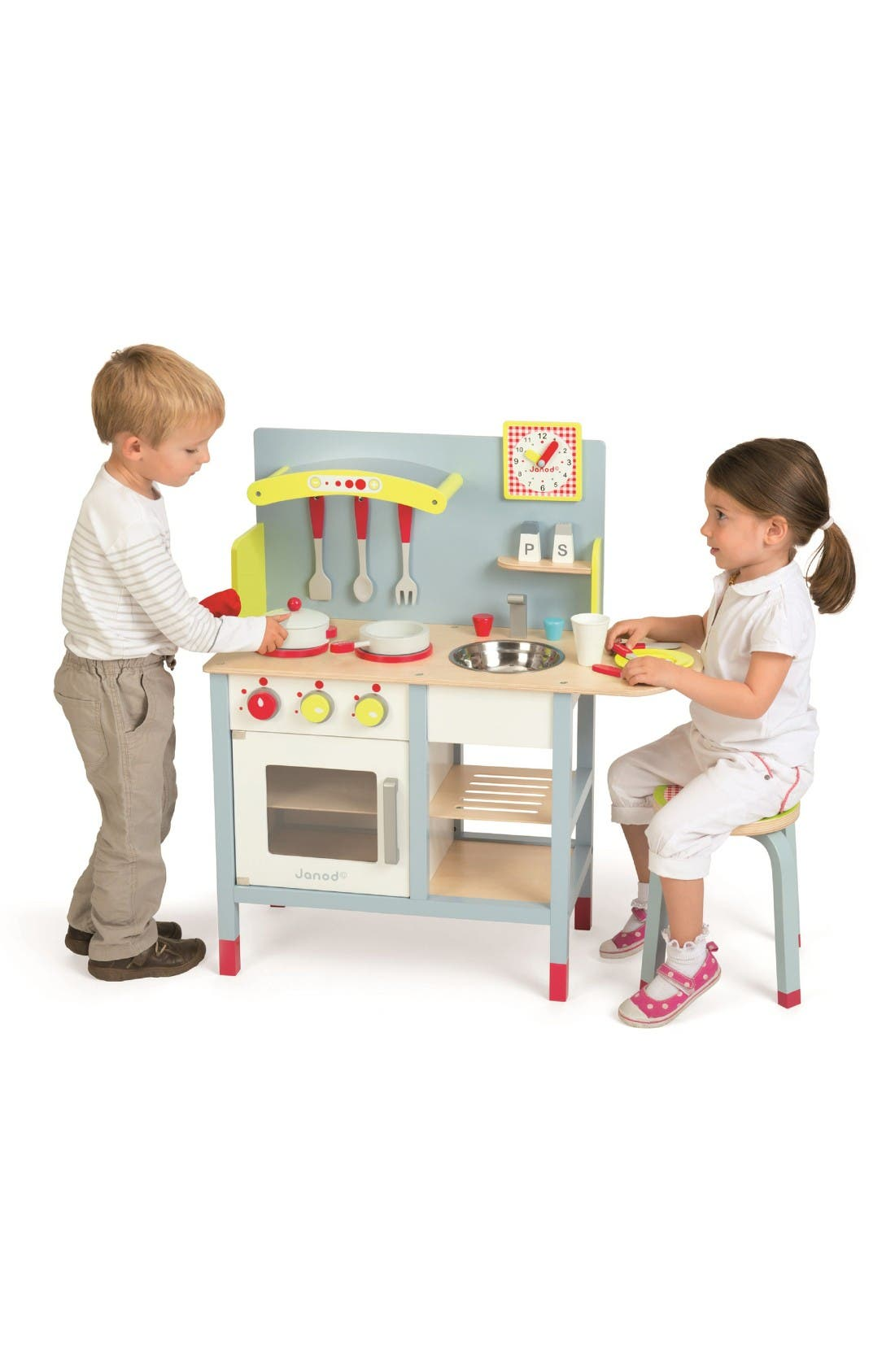 Janod Play Kitchen & Housekeeping Kids Toy Shop | Nordstrom
