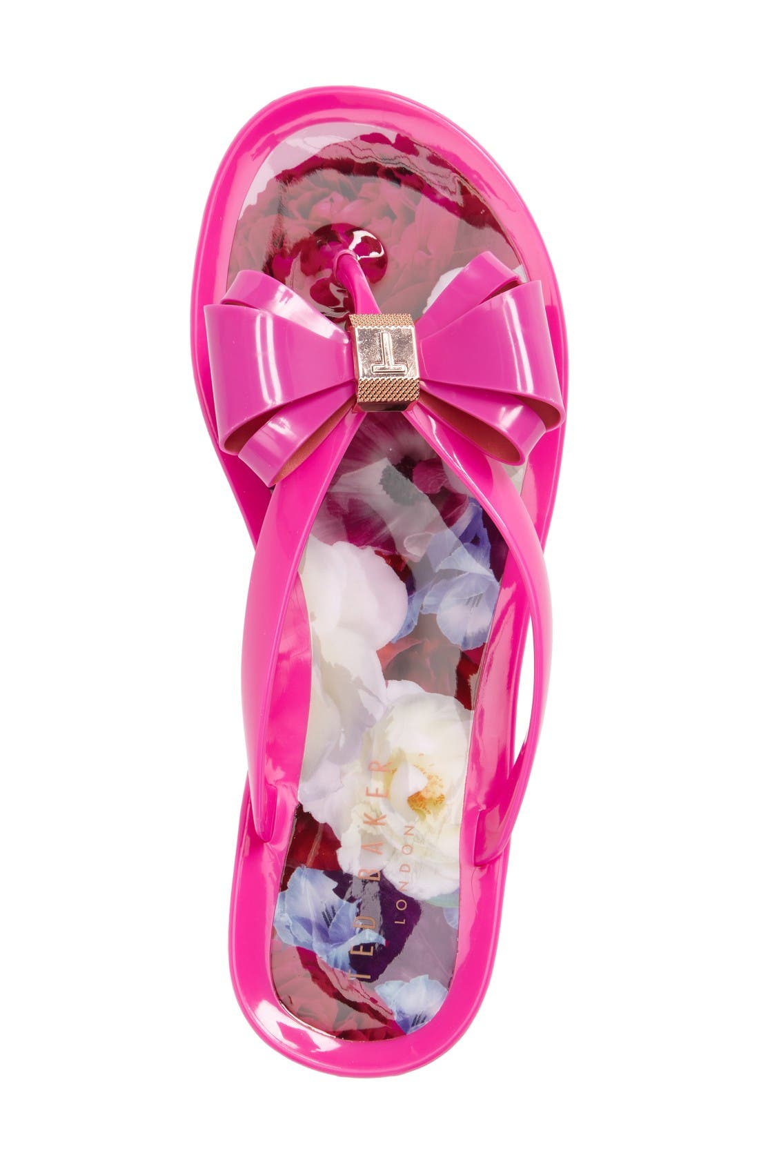 Alternate Image 3  - Ted Baker London Rueday Bow Flip Flop (Women)