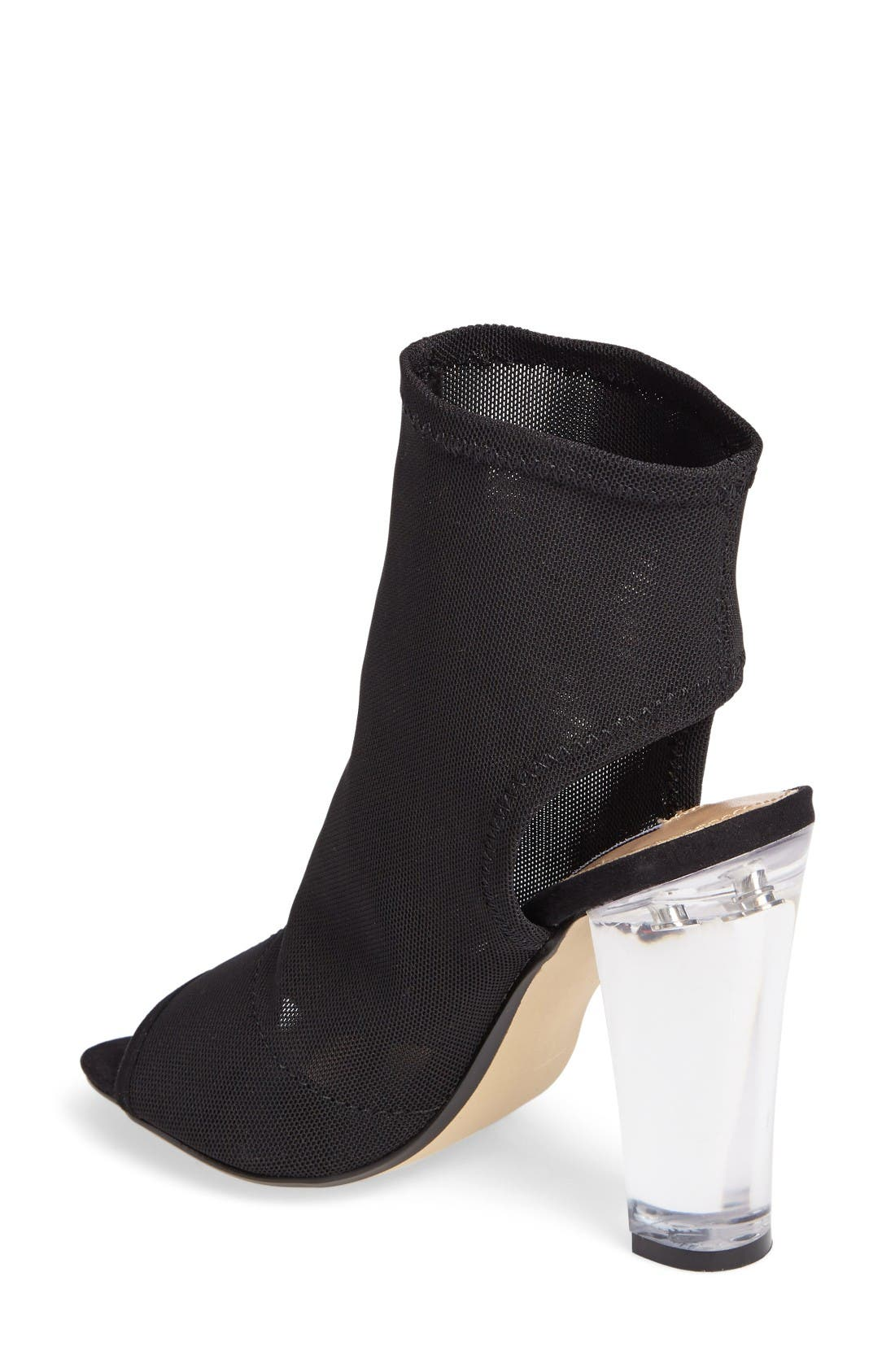 Viola Bootie,                             Alternate thumbnail 2, color,                             Black