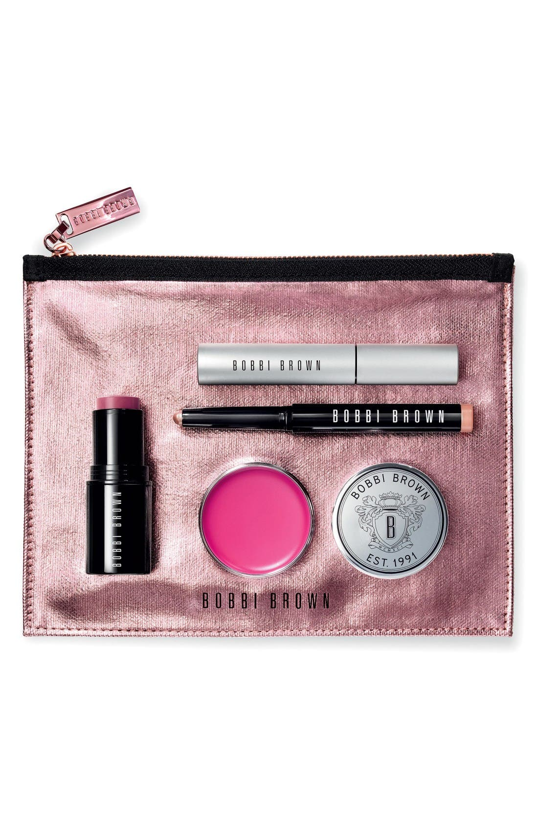 Main Image - Bobbi Brown Style File Off Duty Eye, Cheek & Lip Kit (Nordstrom Exclusive) ($140 value)