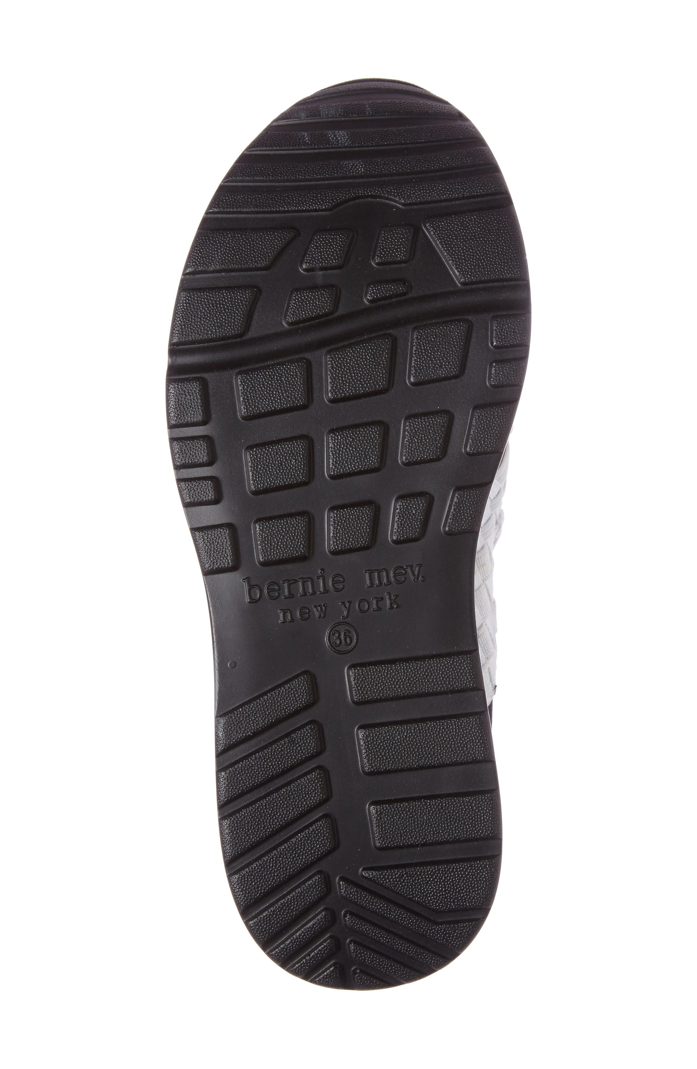 Alternate Image 4  - bernie mev. Best Tori Woven Sneaker (Women)