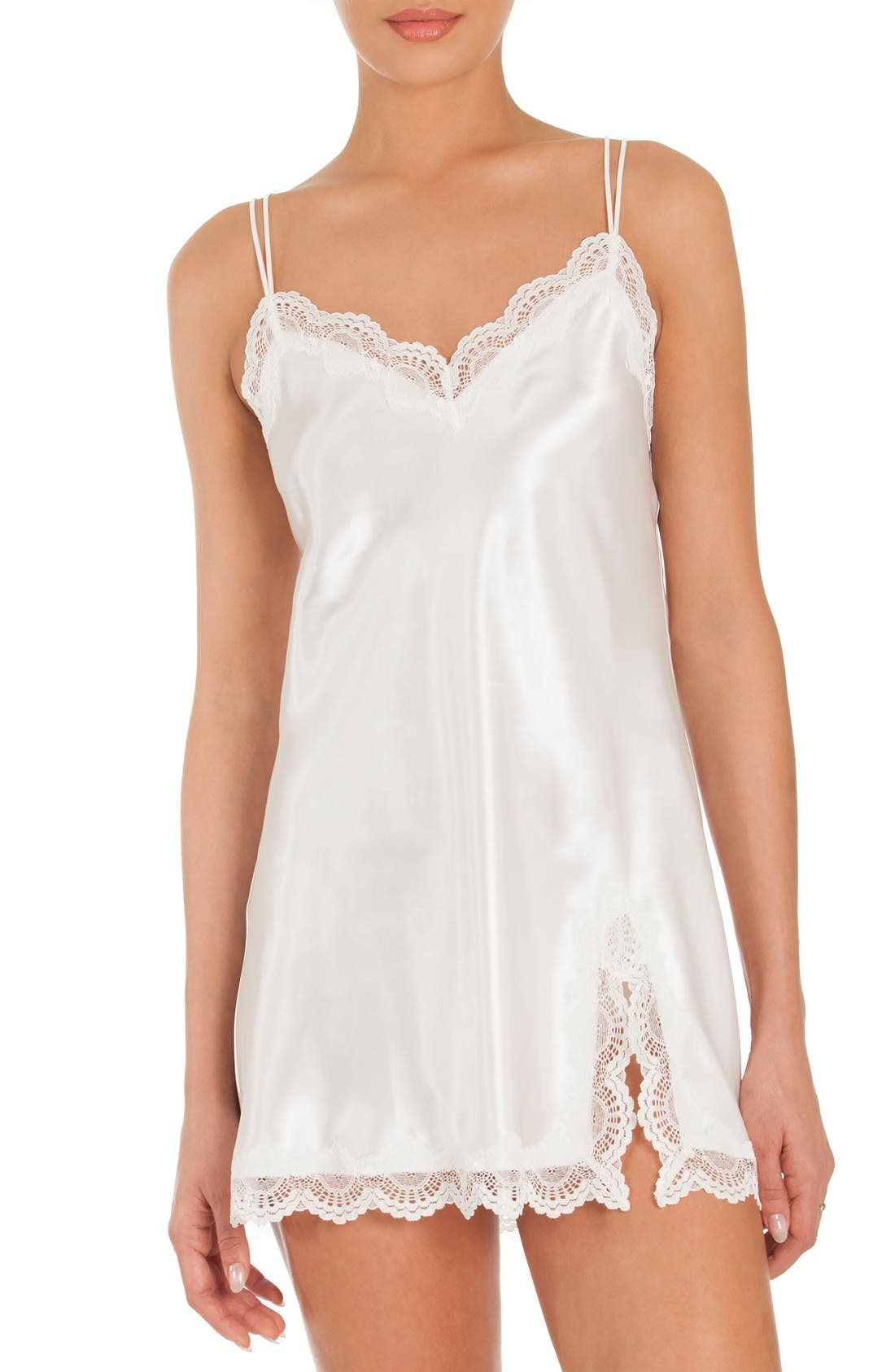 In Bloom by Jonquil Satin Chemise