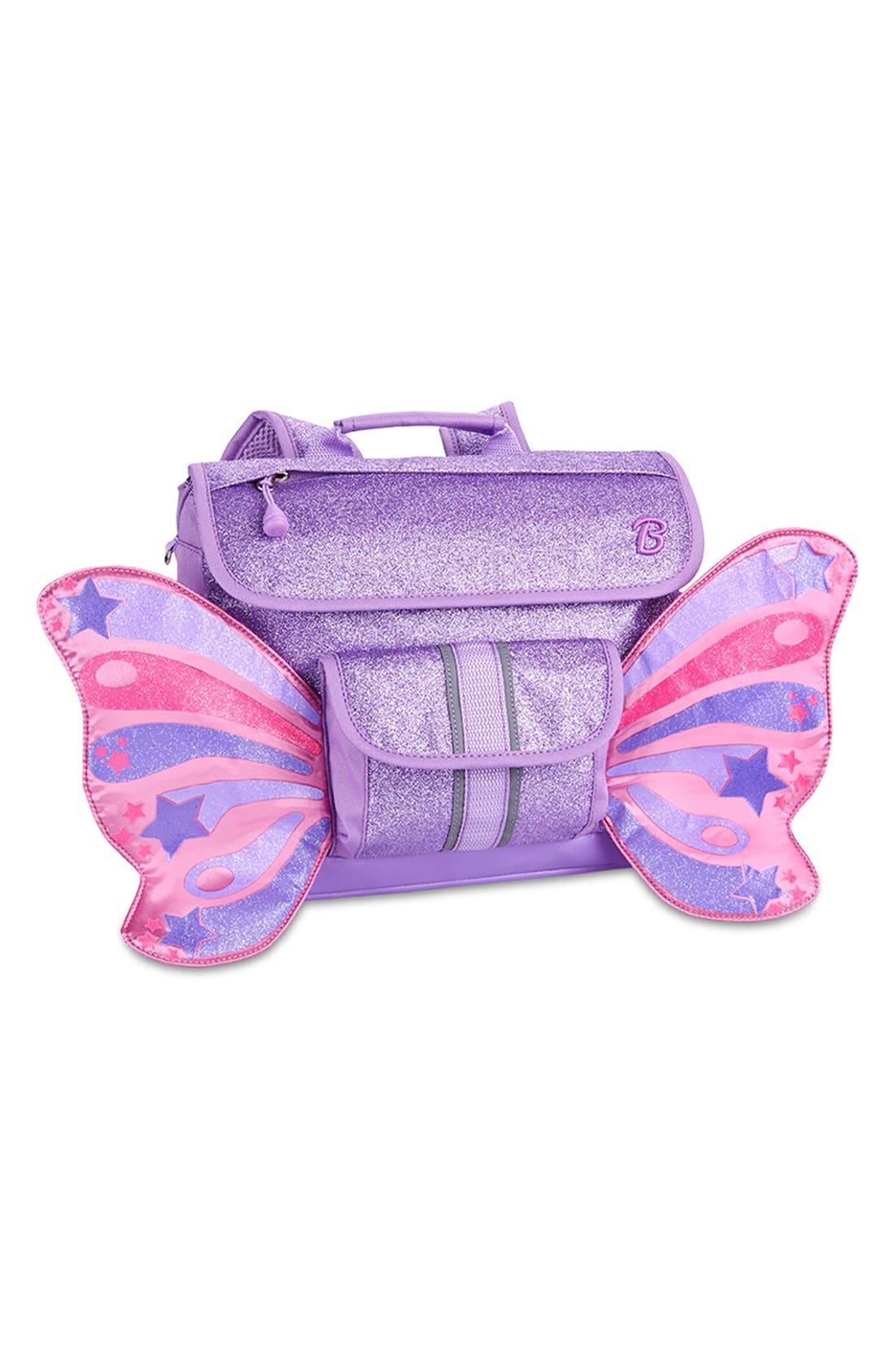 BIXBEE Small Sparkalicious Butterflyer Backpack
