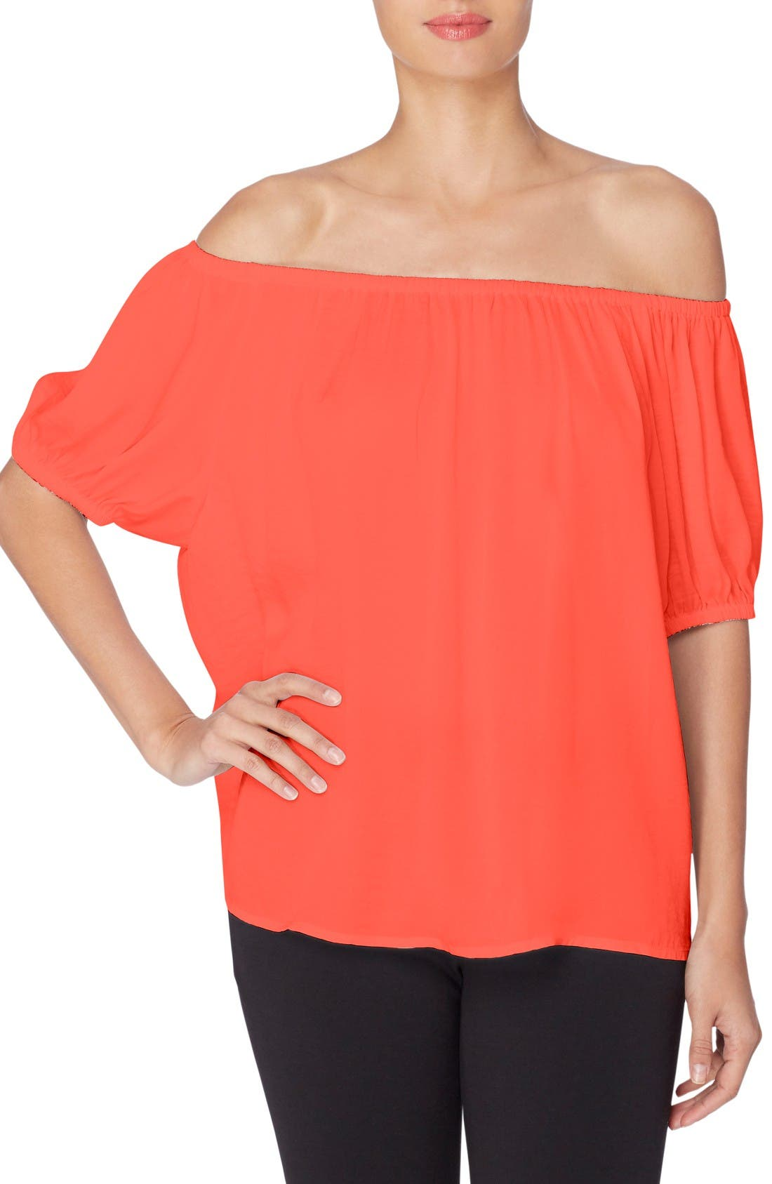 Catherine Catherine Malandrino Lisbet Off the Shoulder Blouse