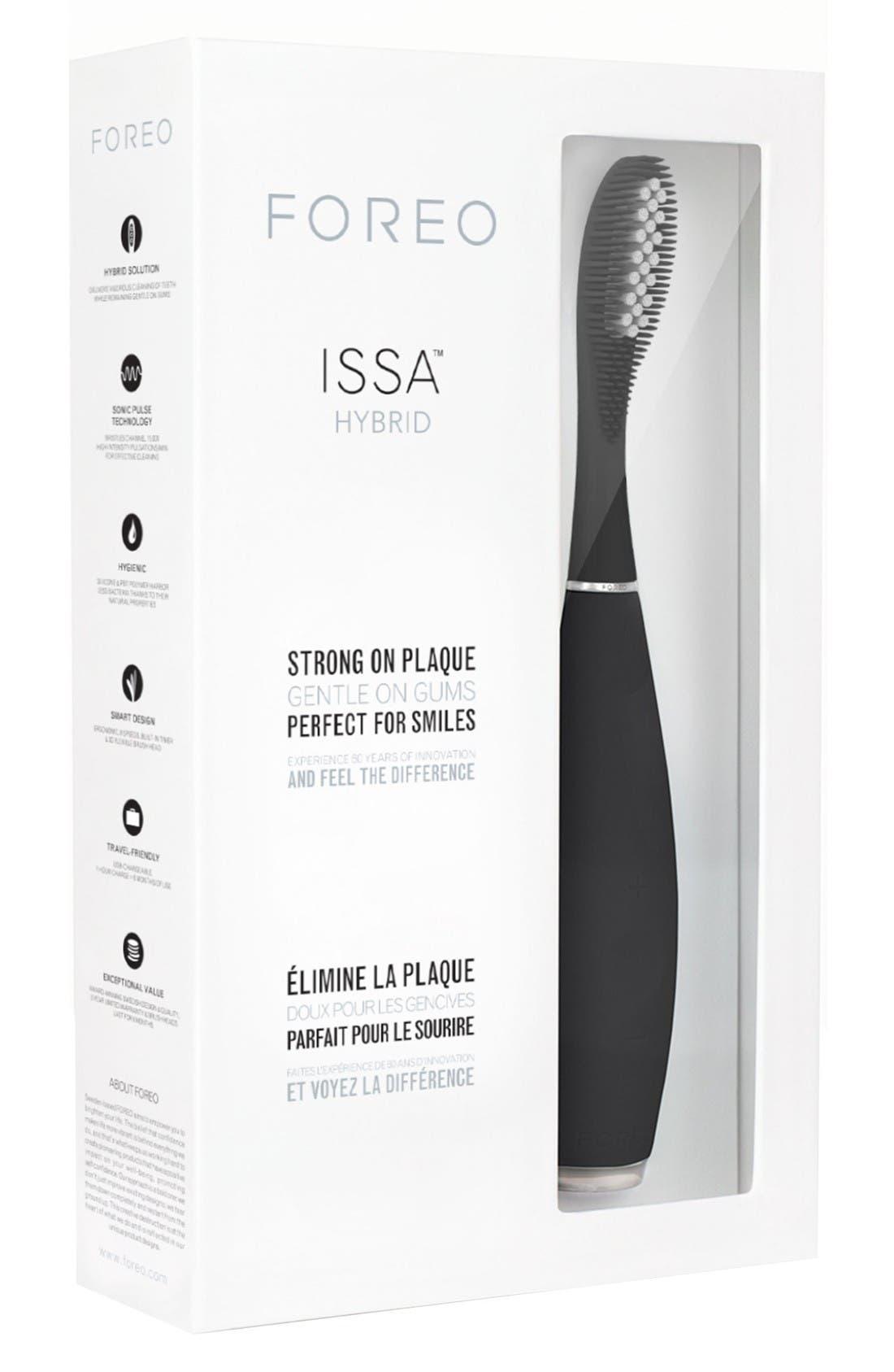 Alternate Image 4  - FOREO ISSA™ Hybrid Sonic Toothbrush
