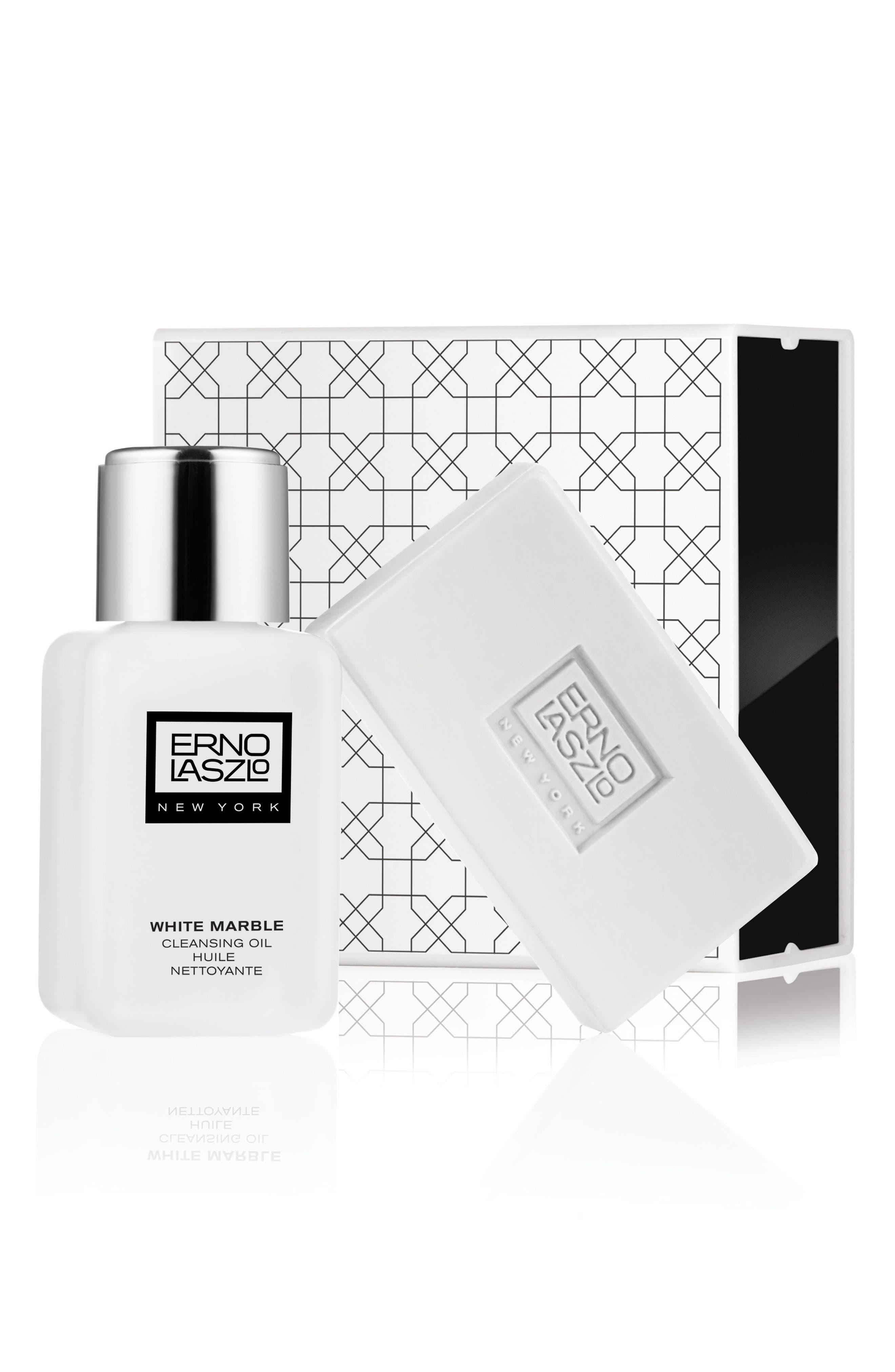 Erno Laszlo White Marble Double Cleanse Travel Set ($38 Value)