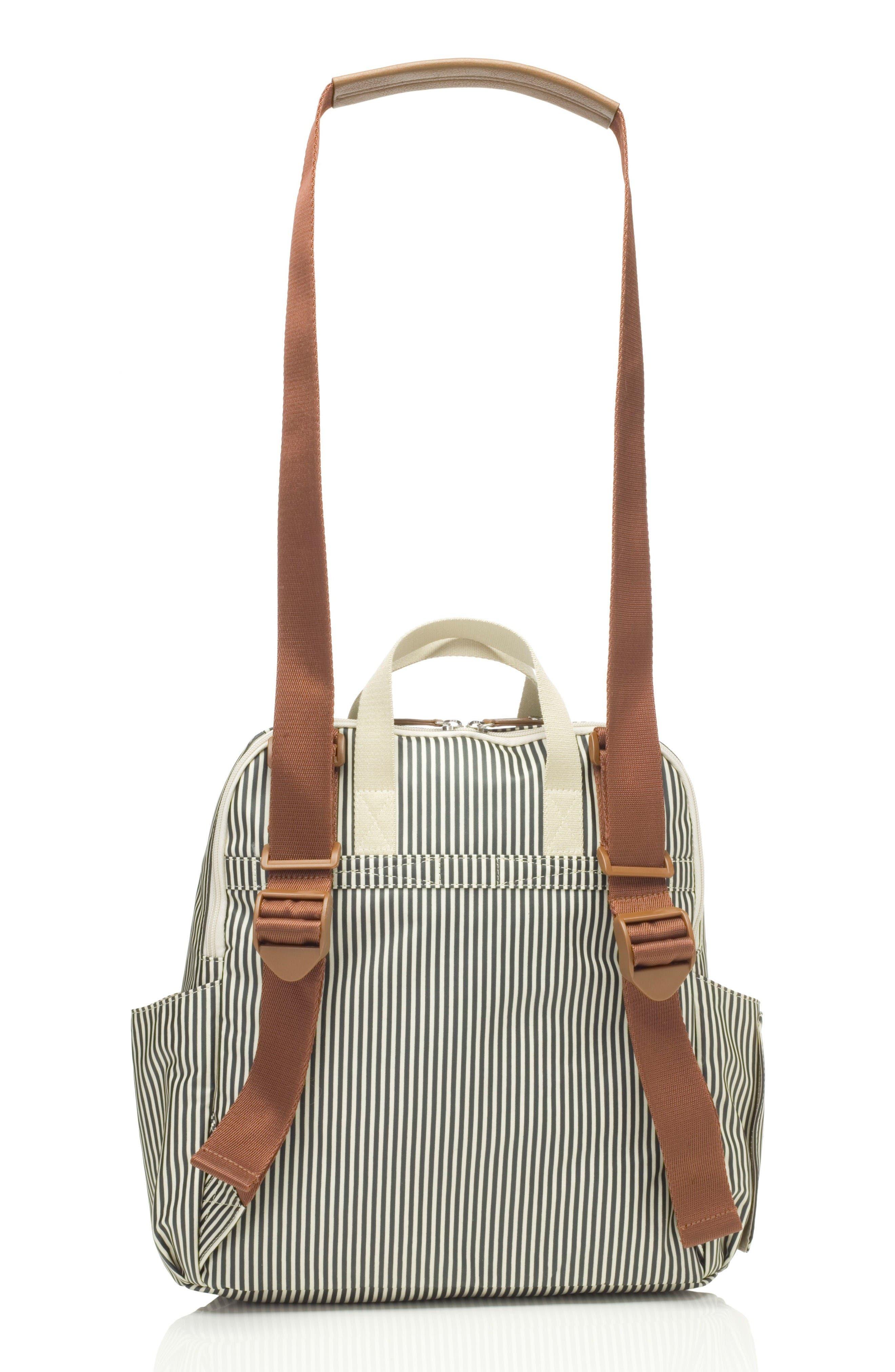 Alternate Image 4  - Babymel Robyn Convertible Diaper Backpack